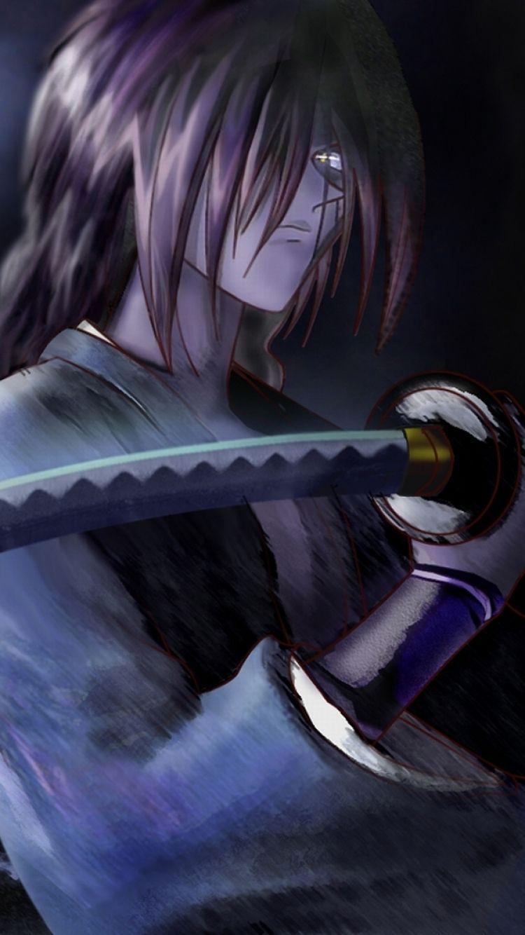 Rurouni kenshin anime wallpapers top free rurouni - Anime mobile wallpaper ...