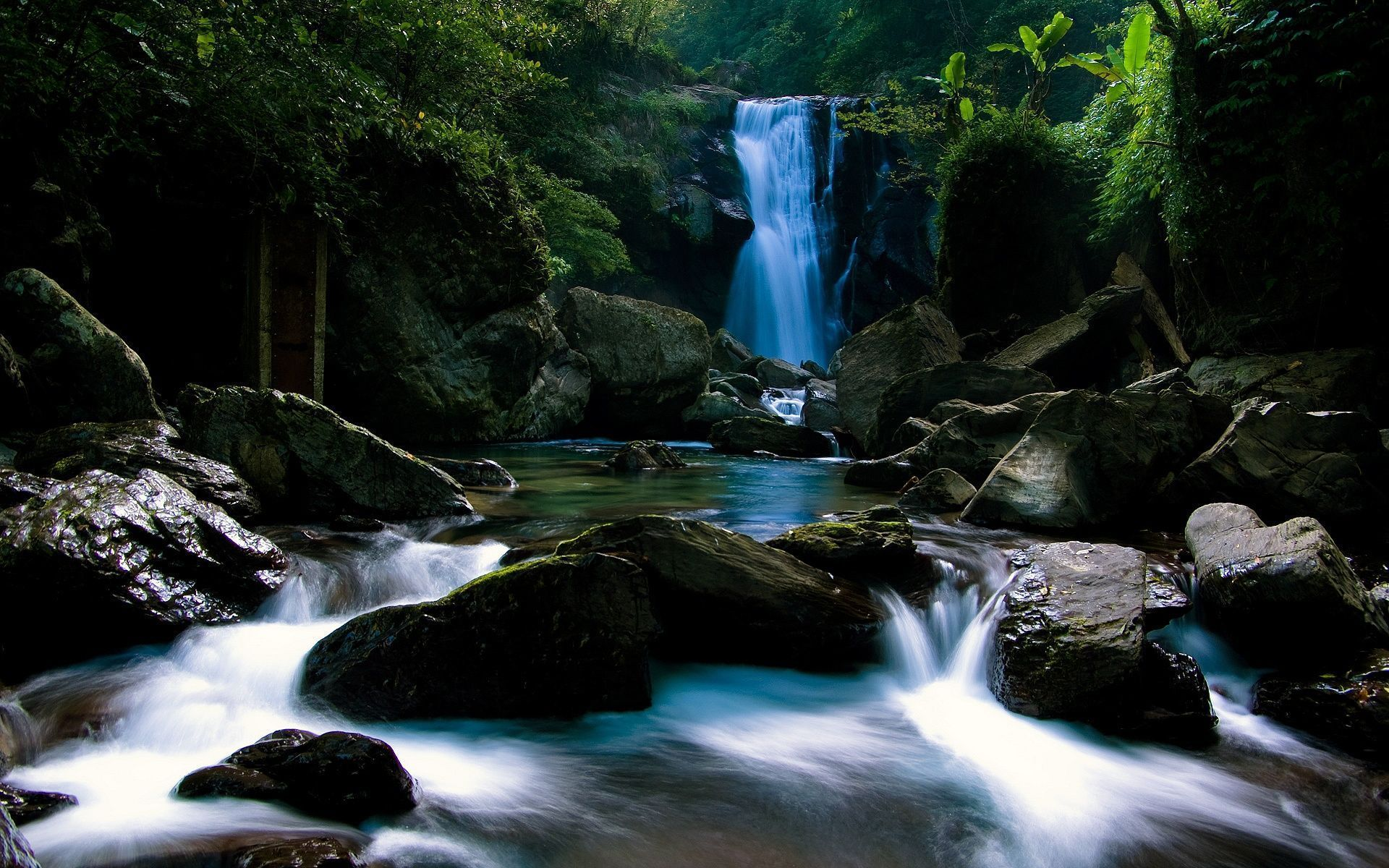 Zen Wallpaper 1920x1080: Zen Waterfall HD Wallpapers