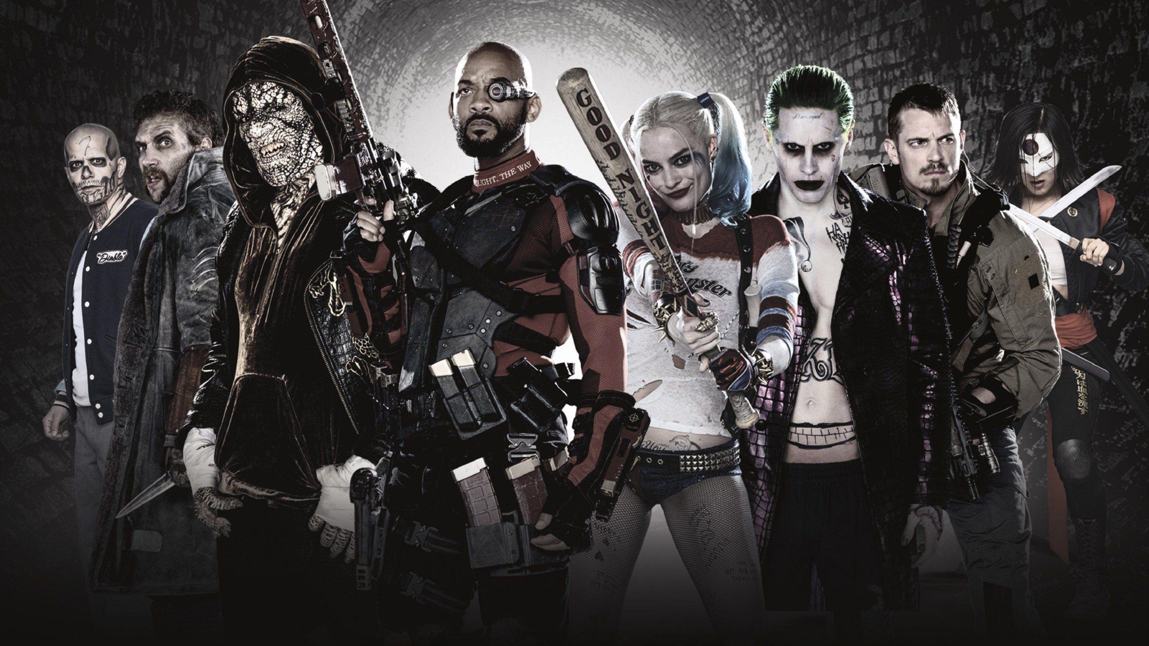 Suicide Squad 4k Wallpapers Top Free Suicide Squad 4k