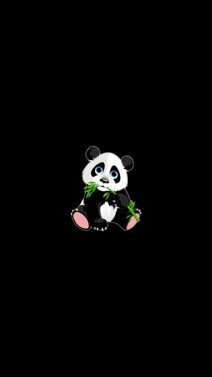 Dark Panda Wallpapers   Top Free Dark Panda Backgrounds ...