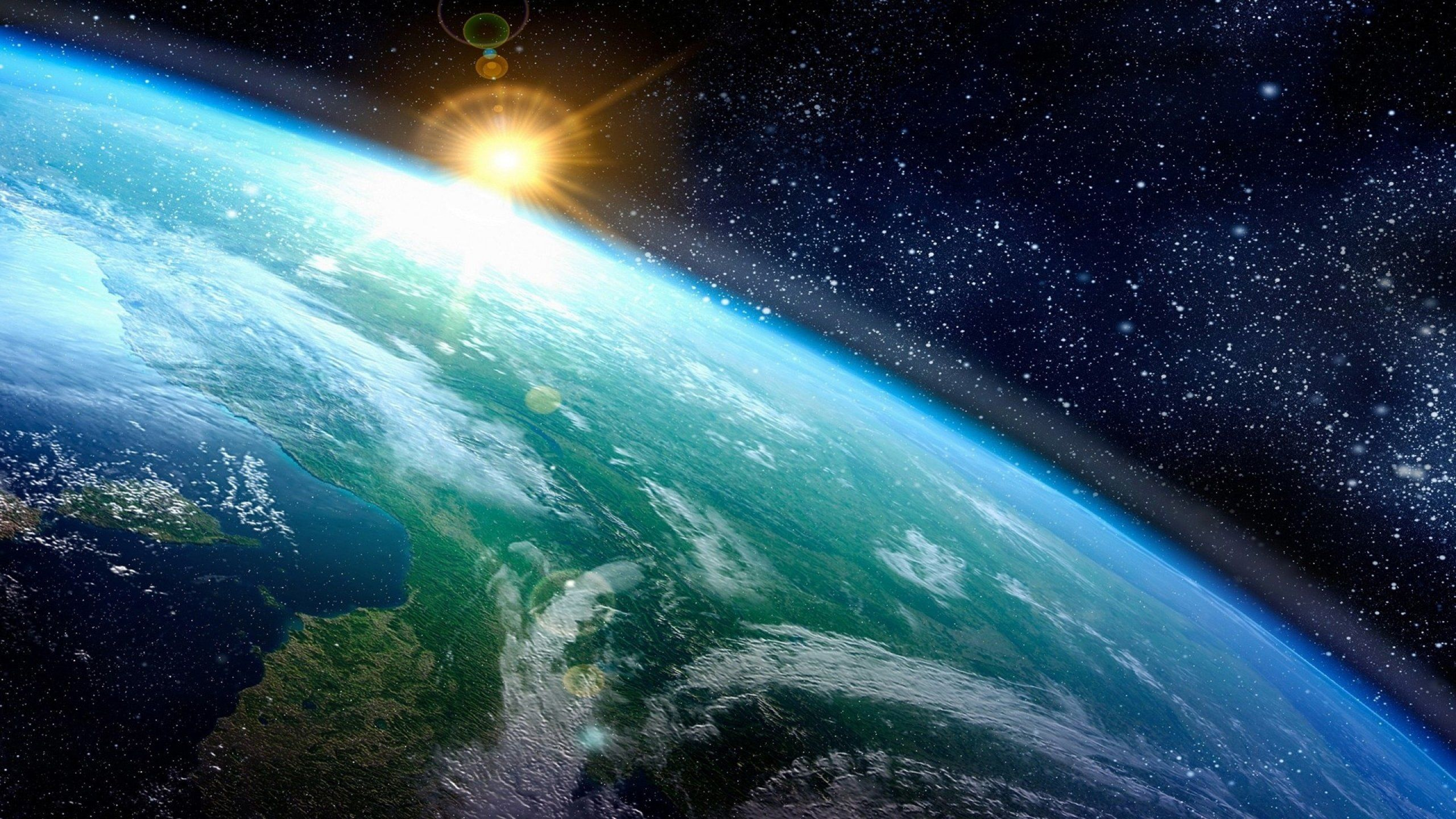 Earth From Outer Space Wallpapers - Top Free Earth From Outer Space  Backgrounds - WallpaperAccess