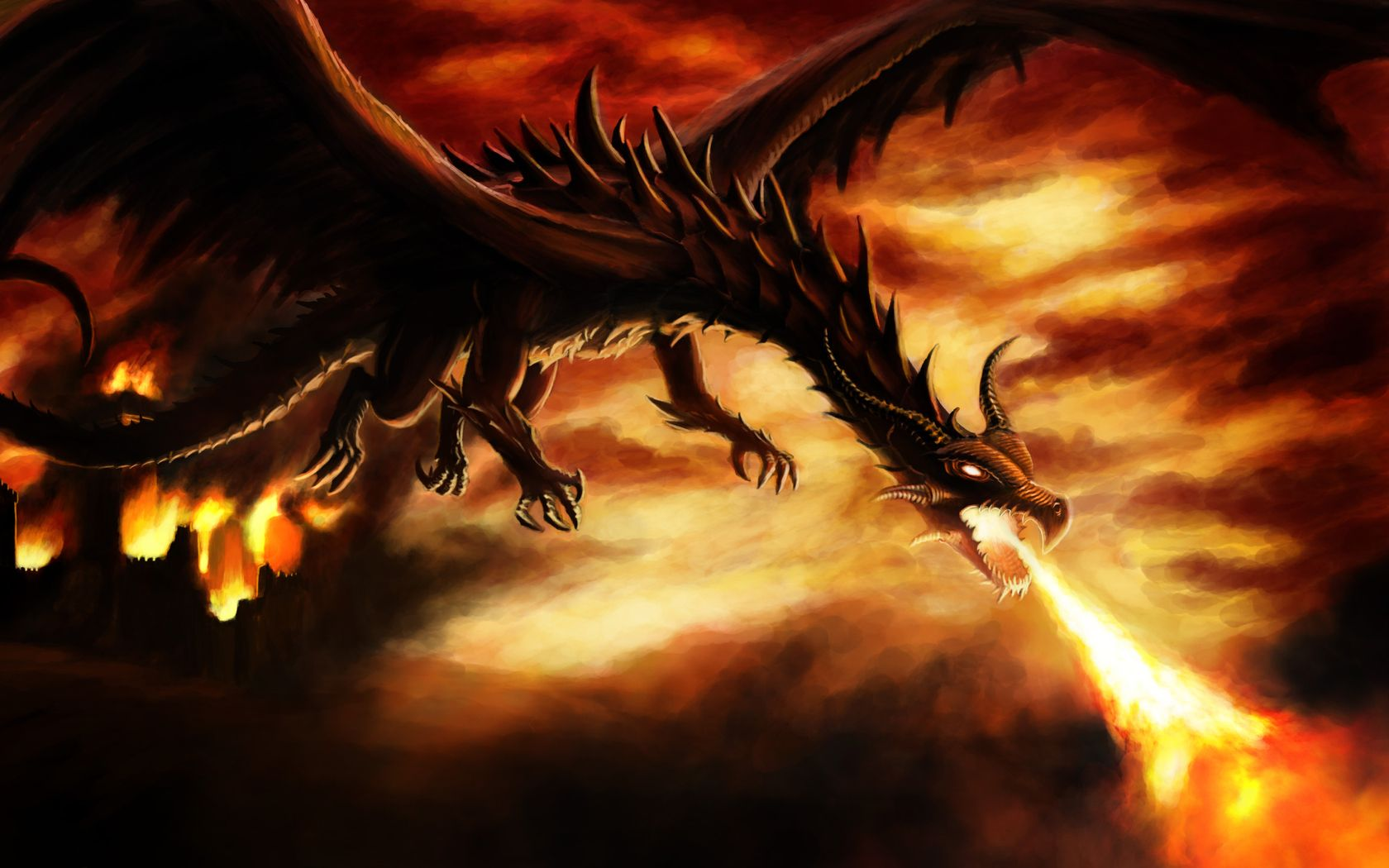 50 best free fire and ice dragon wallpapers wallpaperaccess
