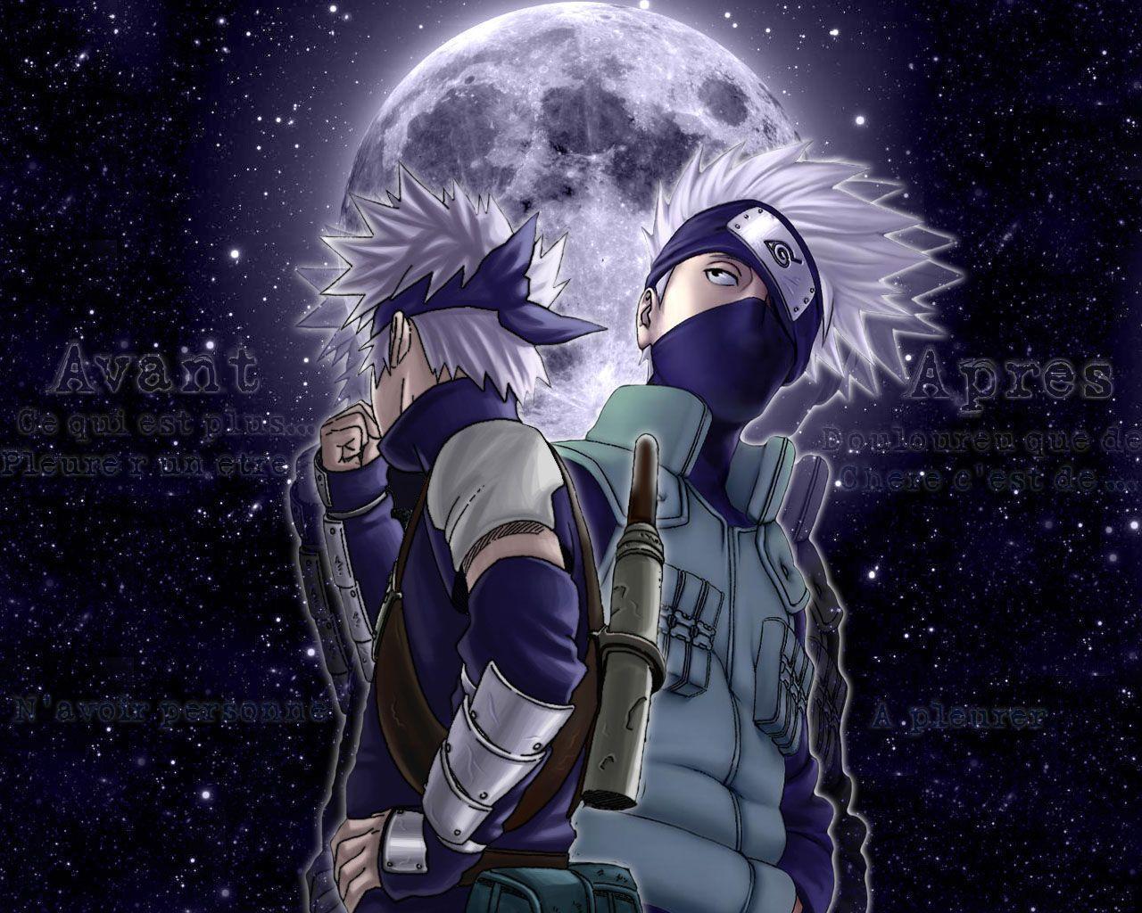 Naruto Kakashi Wallpapers - Top Free Naruto Kakashi Backgrounds