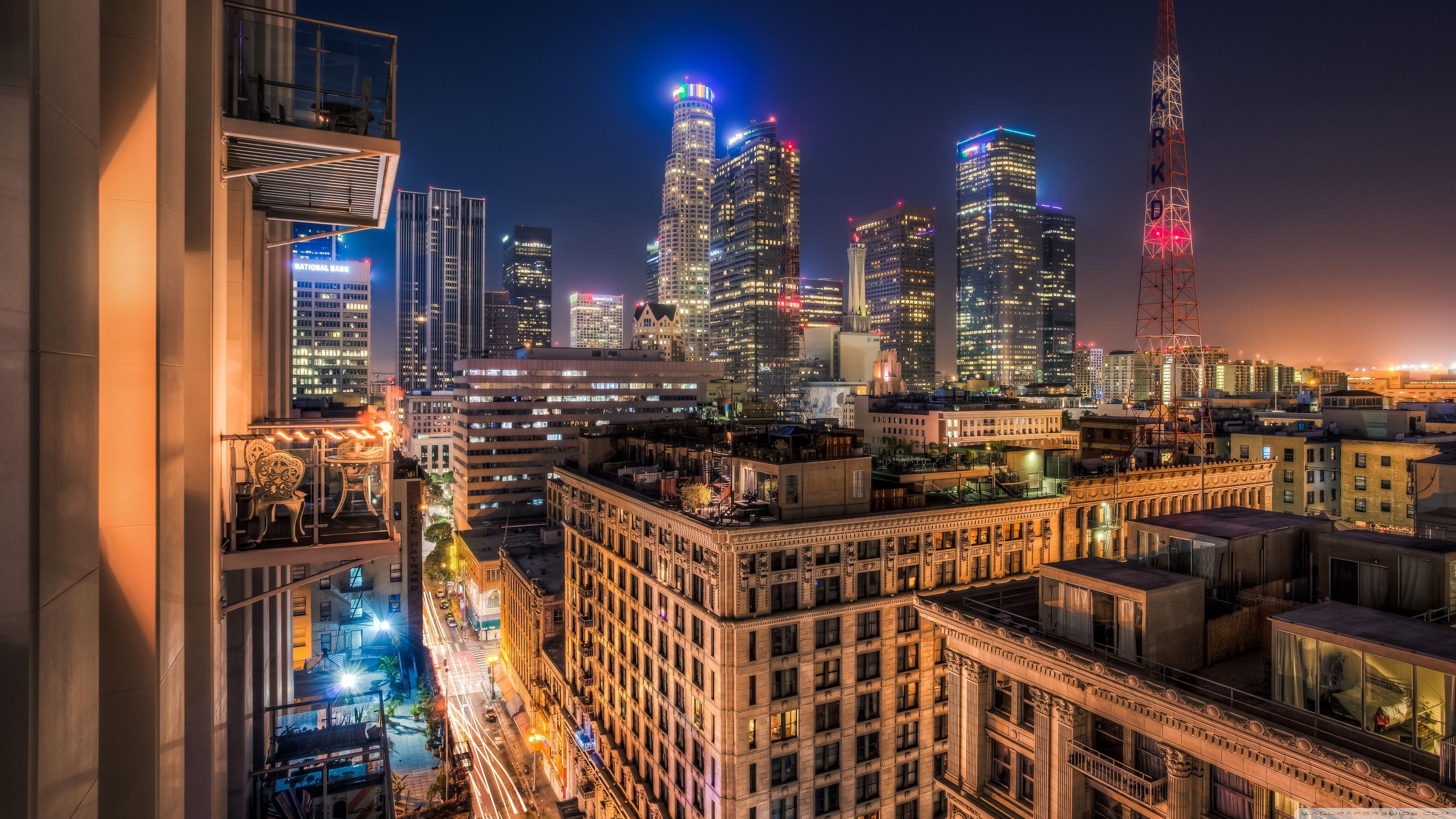Los Angeles 4k Wallpapers Top Free Los Angeles 4k