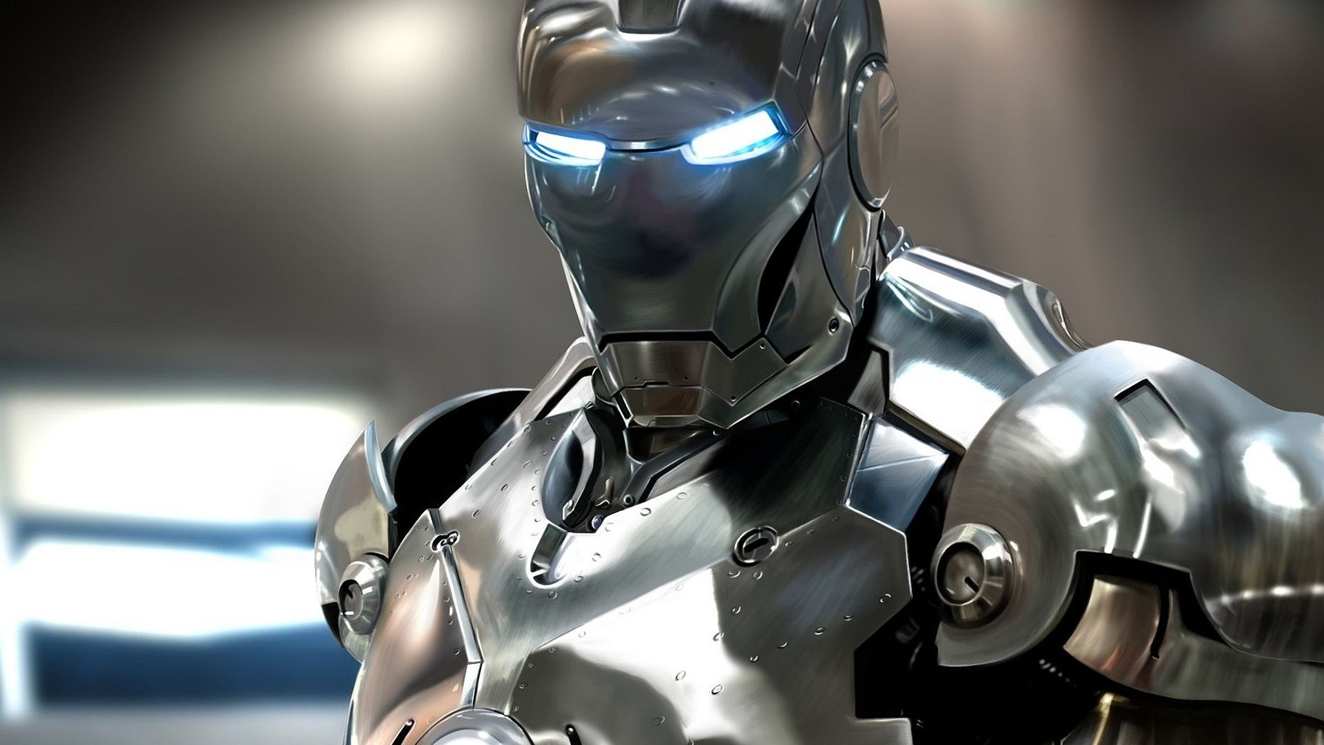 Robot Wallpapers Top Free Robot Backgrounds Wallpaperaccess