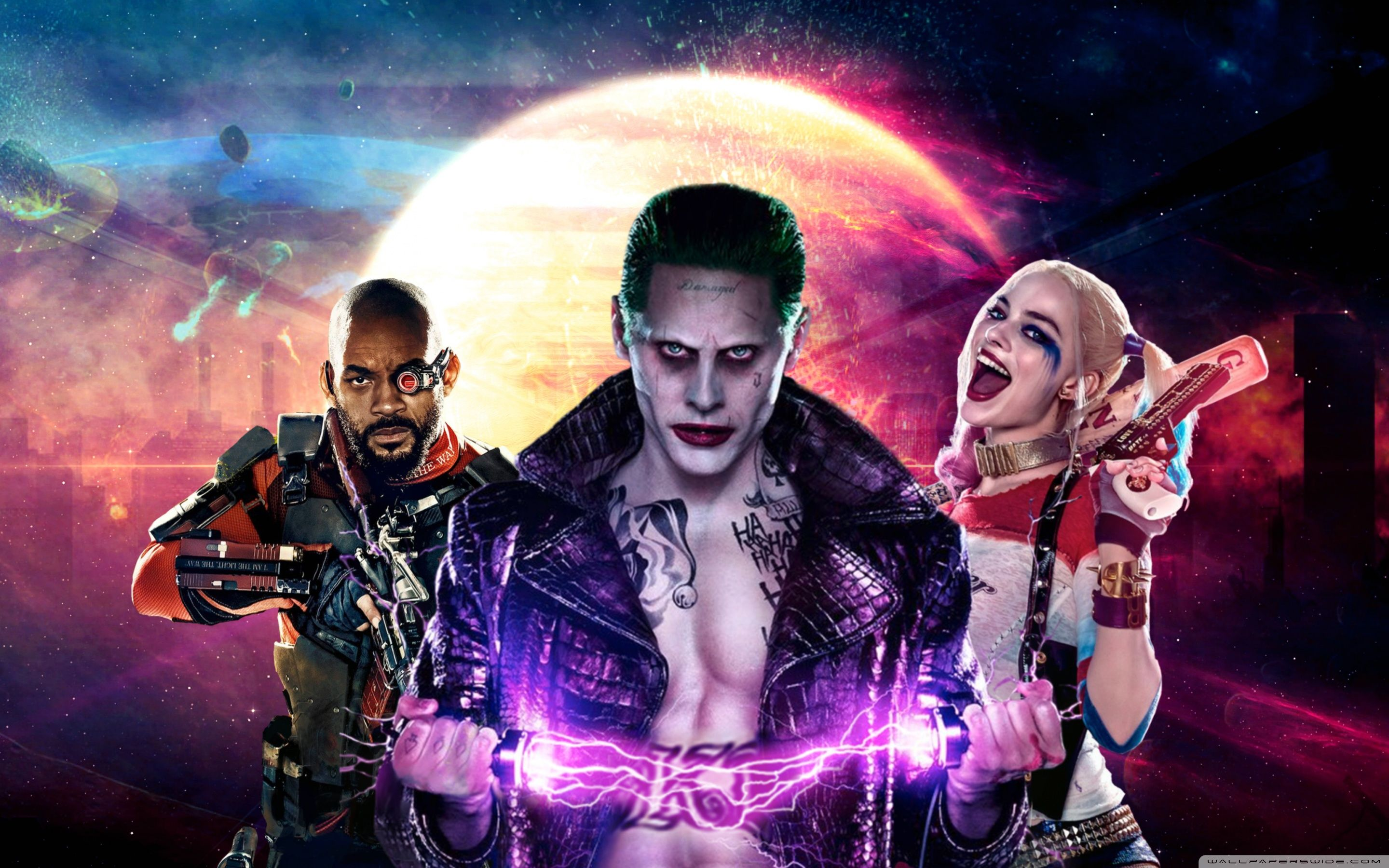 Recce Squad Hd Wallpapers: Suicide Squad 4K Wallpapers