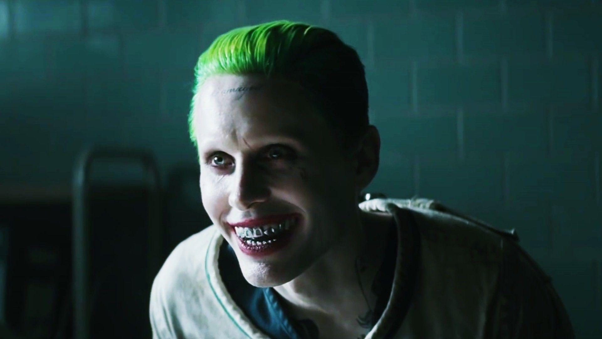 Joker Suicide Squad 4K Wallpapers