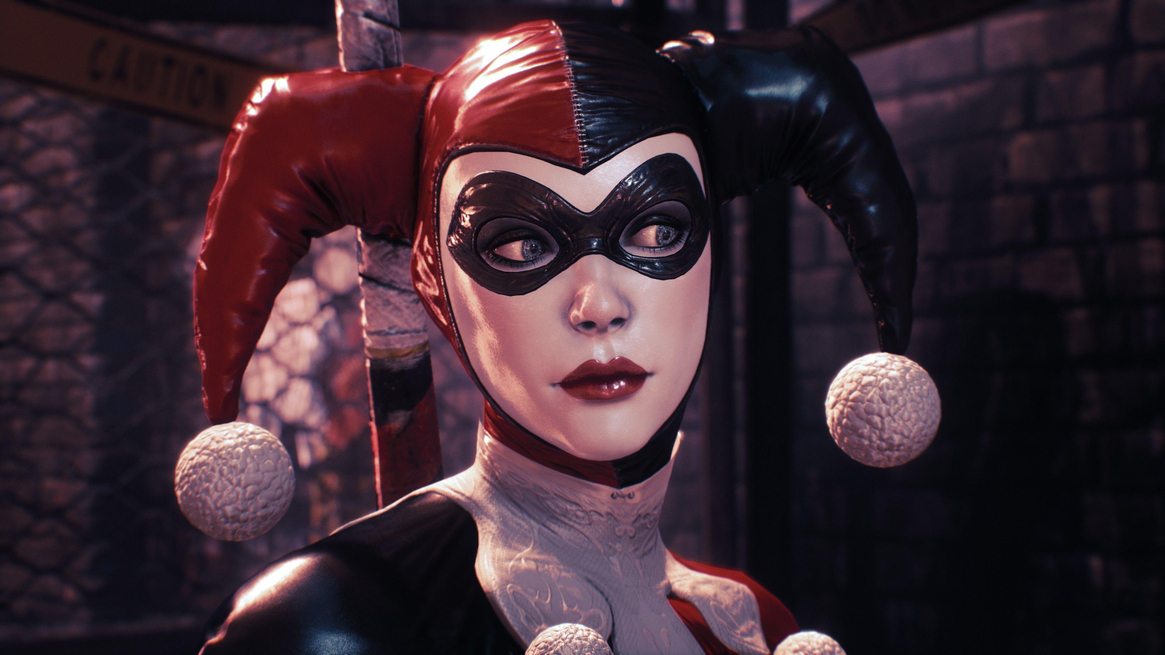 4k Harley Quinn Wallpapers Top Free 4k Harley Quinn Backgrounds