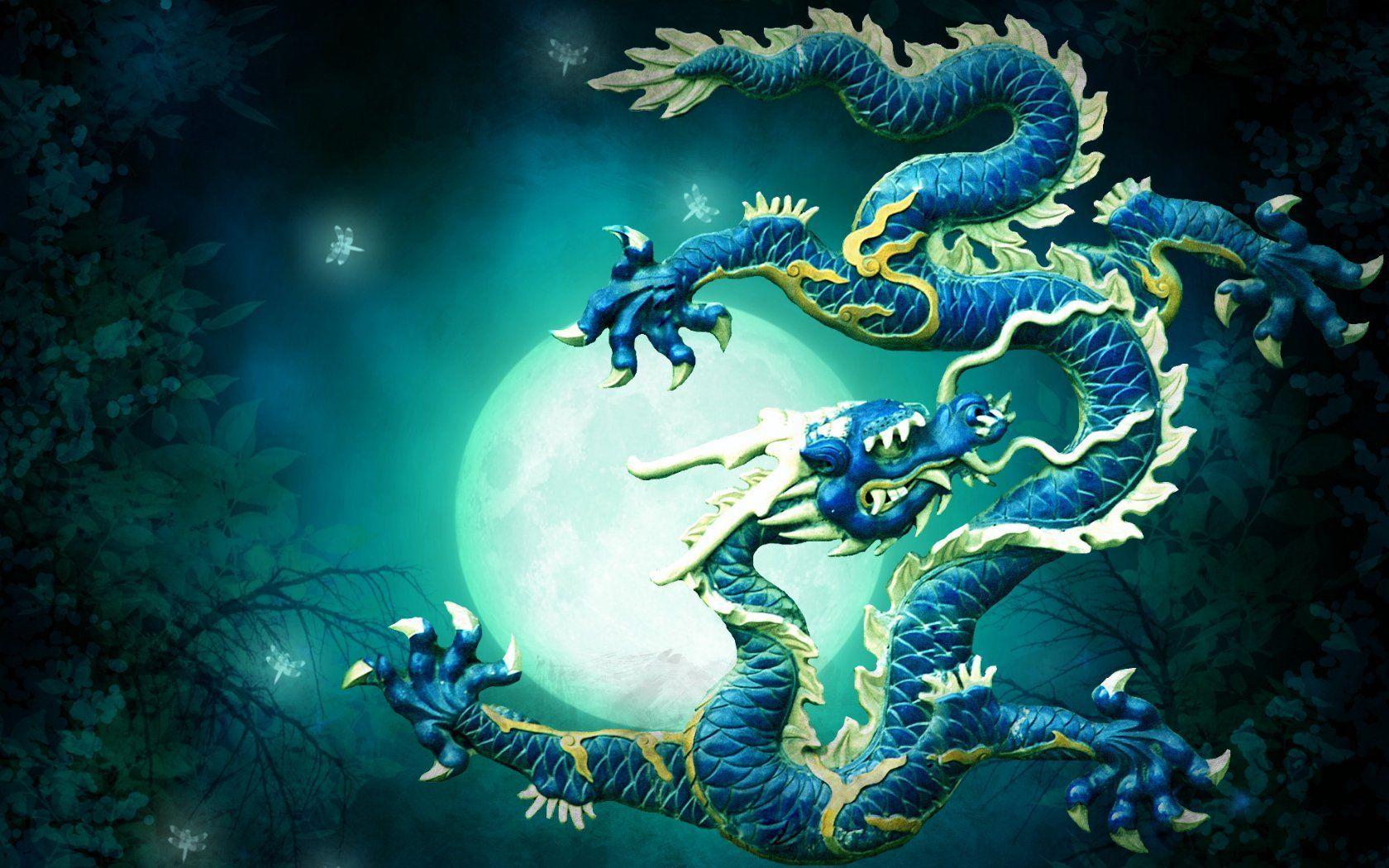 Blue and gold dragons fantasy dragons den pokemon shiny gold sigma