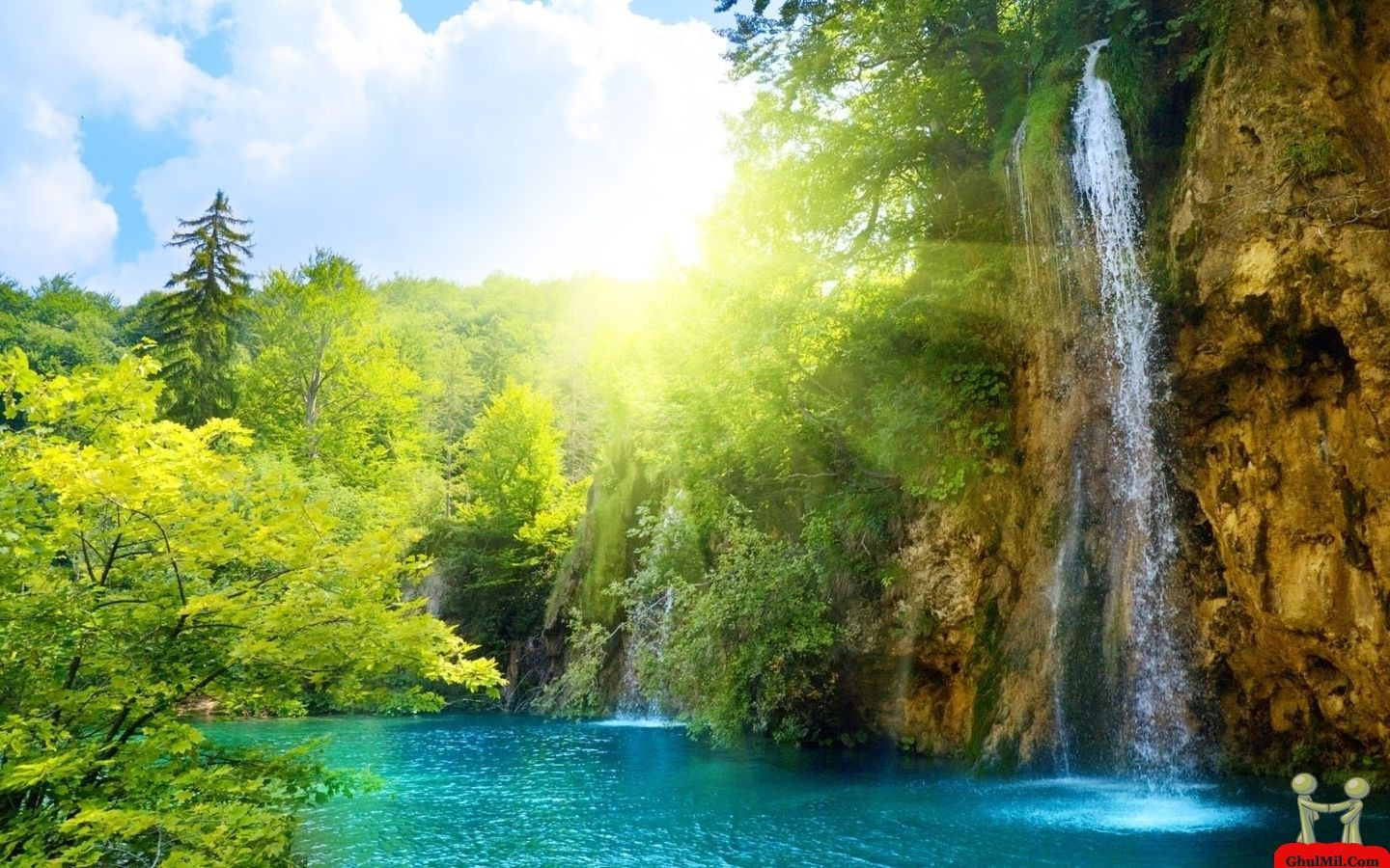 54 Best Free Waterfall Nature Wallpapers Wallpaperaccess