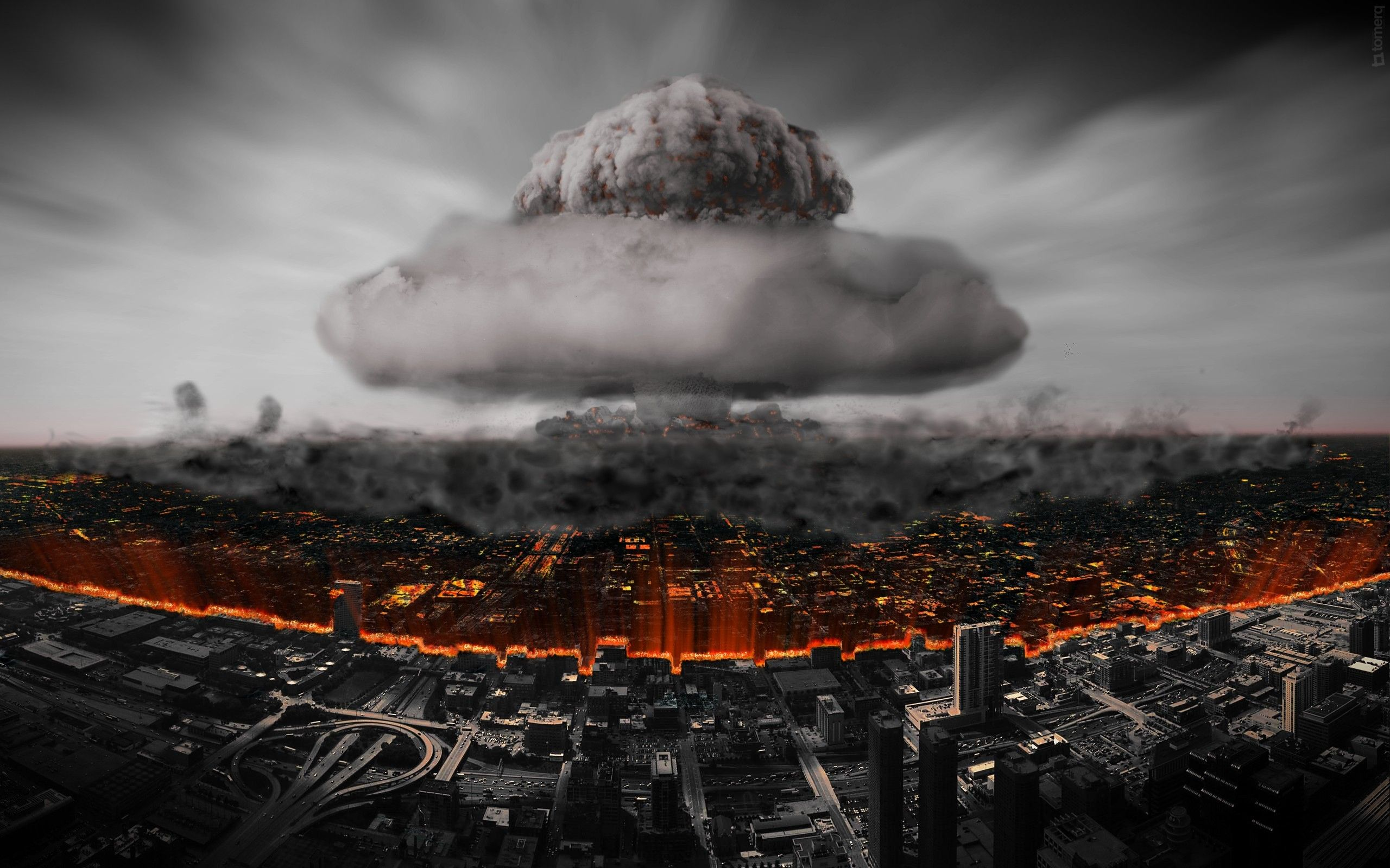 Nuclear Explosion Wallpapers Top Free Nuclear Explosion