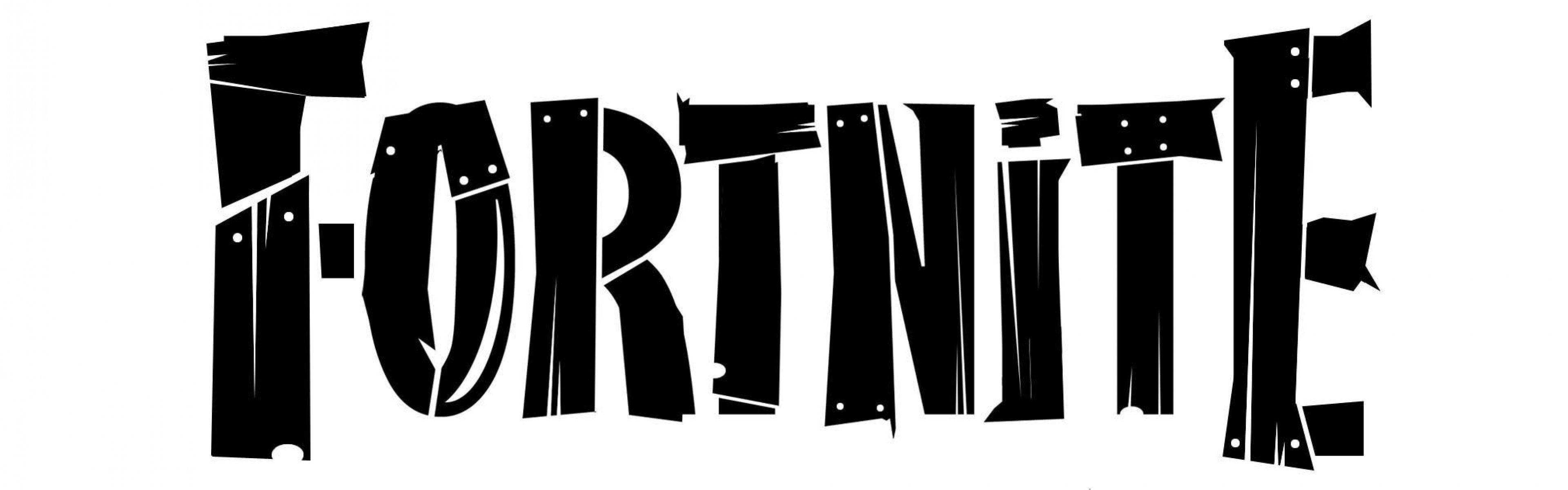 Fortnite Logo Wallpapers Top Free Fortnite Logo Backgrounds Wallpaperaccess