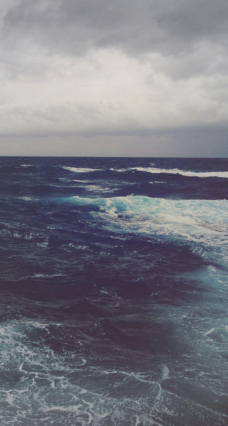 Dark Ocean iPhone Wallpapers   Top Free Dark Ocean iPhone ...
