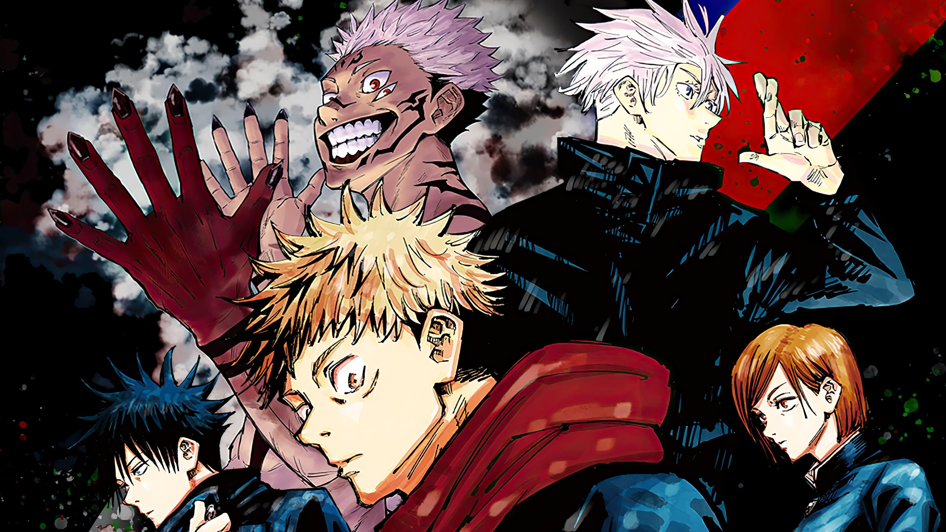 Jujutsu Kaisen: Top 10 Fan-Favorite Characters