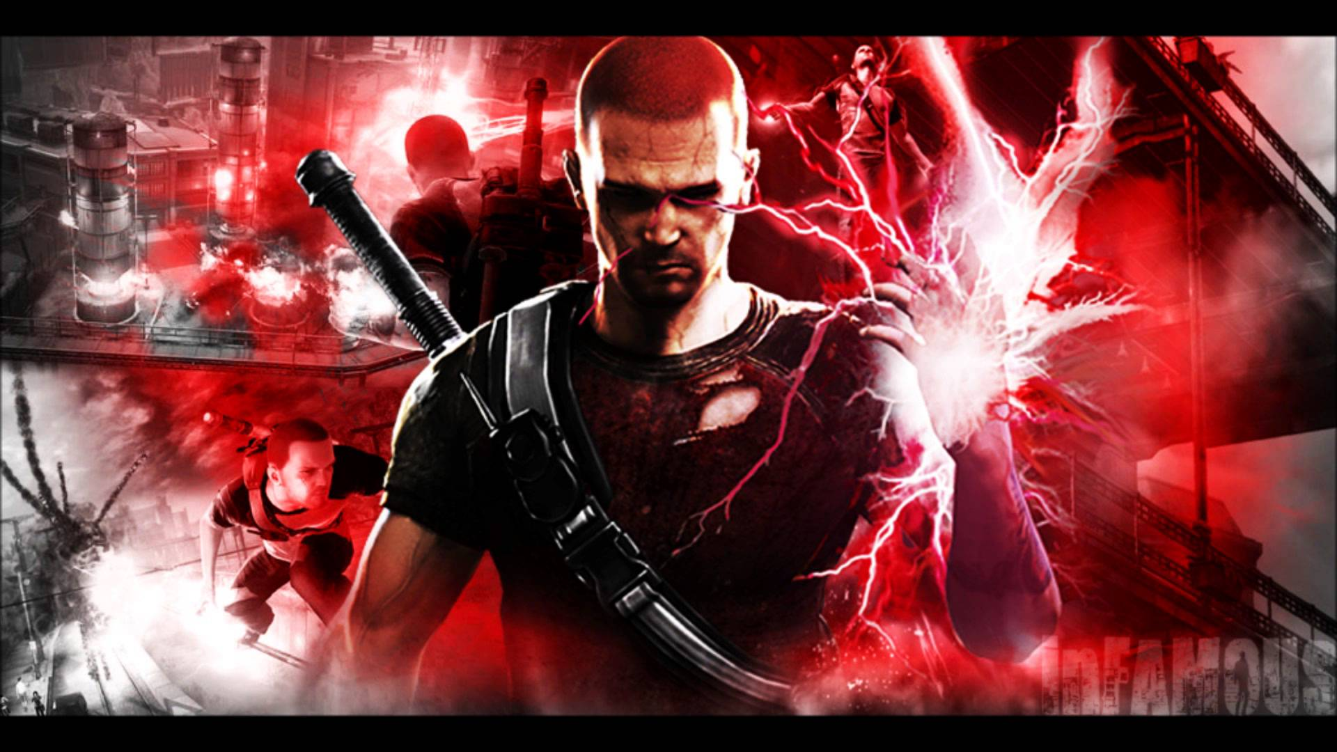 Infamous 2 Wallpapers - Top Free Infamous 2 Backgrounds ...
