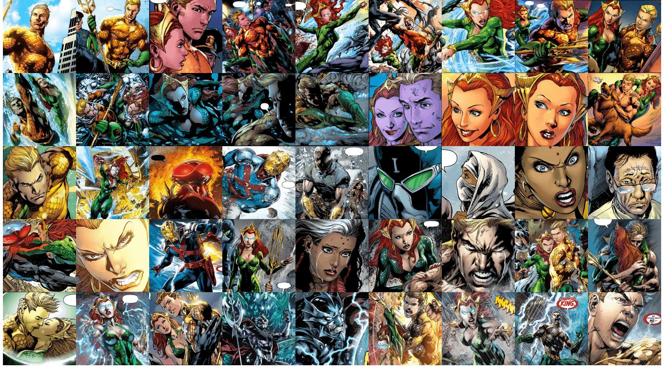 DC Comics New 52 Wallpapers - Top Free DC Comics New 52
