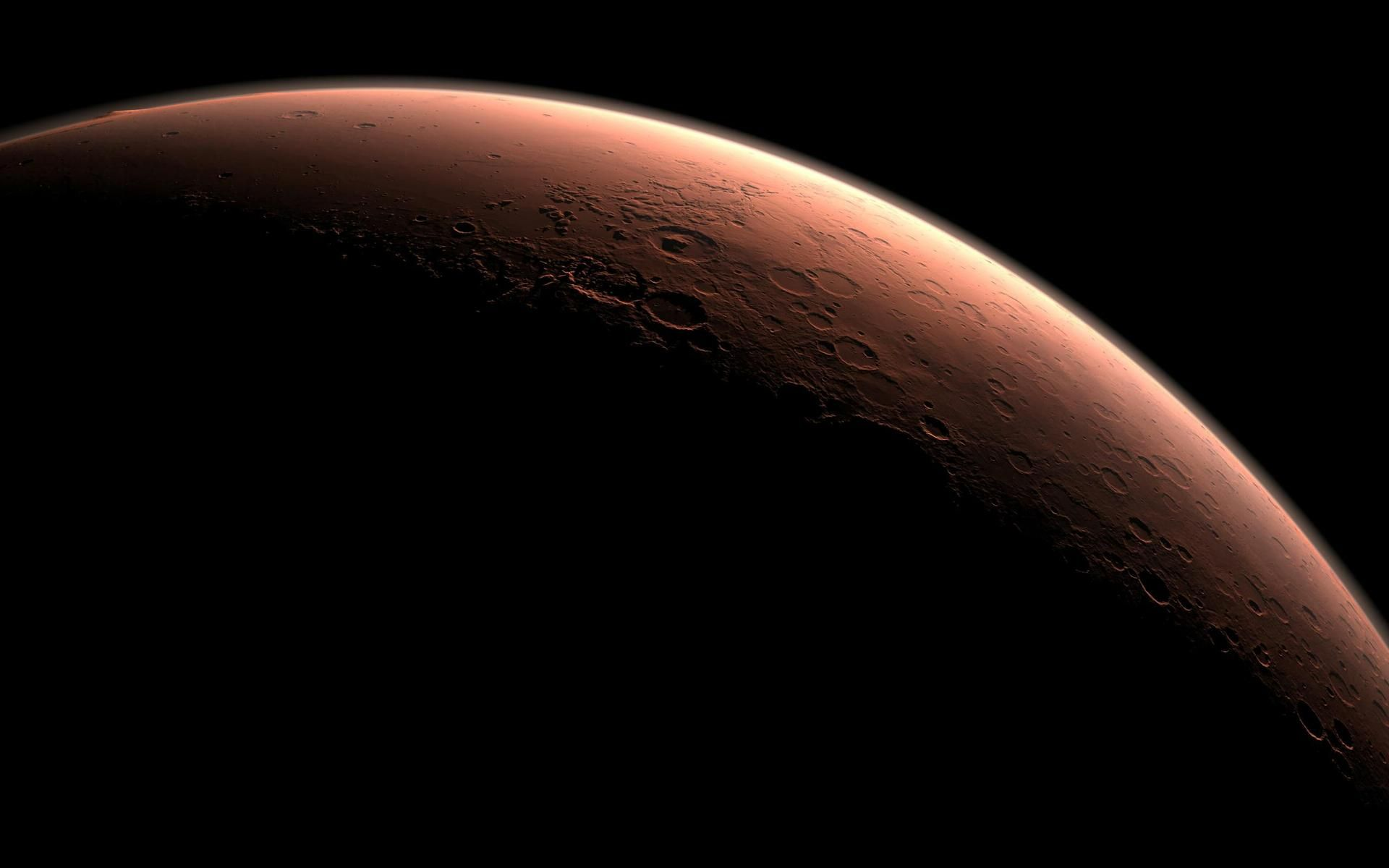 Planet Mars Wallpapers - Top Free Planet Mars Backgrounds