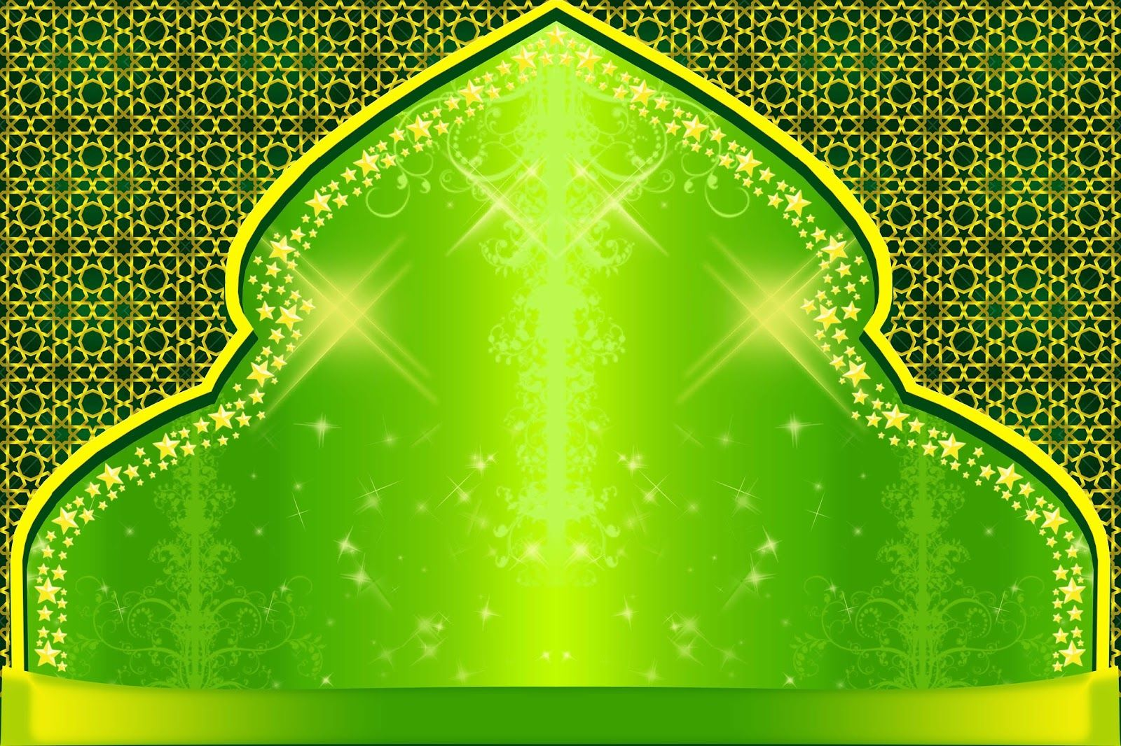 Newest For High Resolution Background Islami Hijau