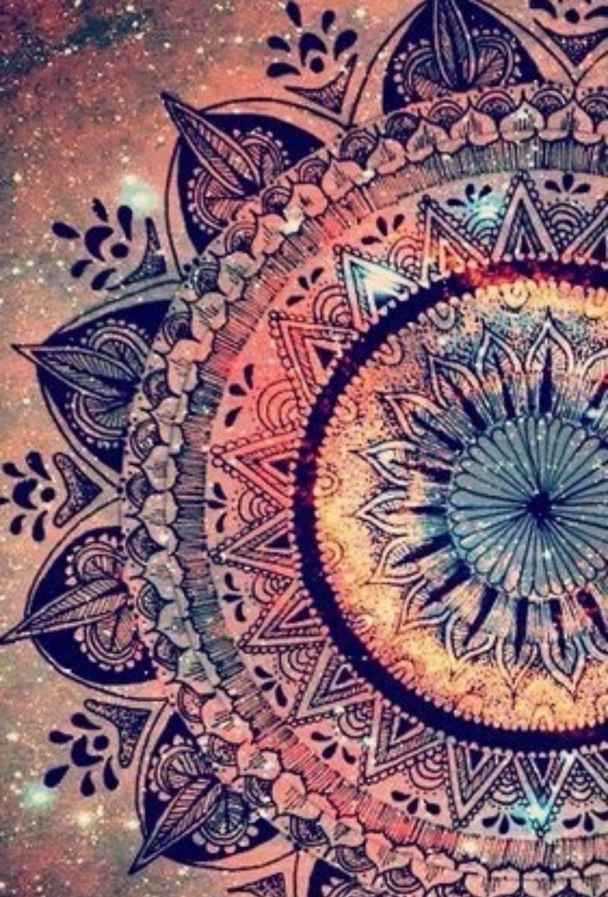Mandala Phone Wallpapers Top Free Mandala Phone Backgrounds