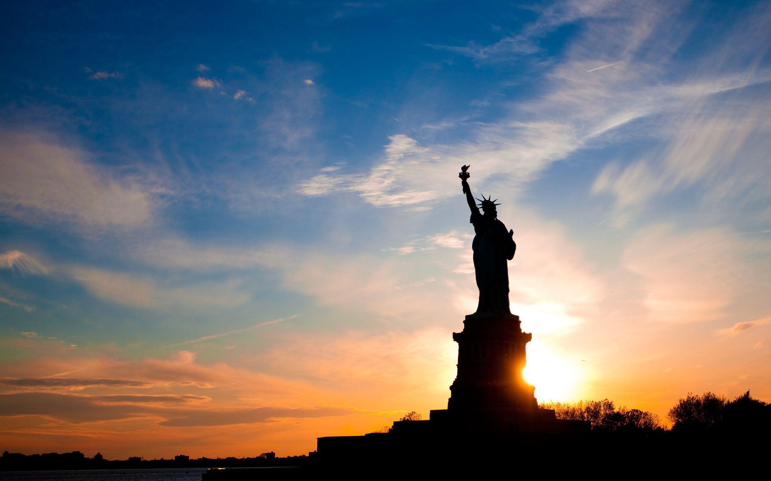 USA - största länderna i Nordamerika