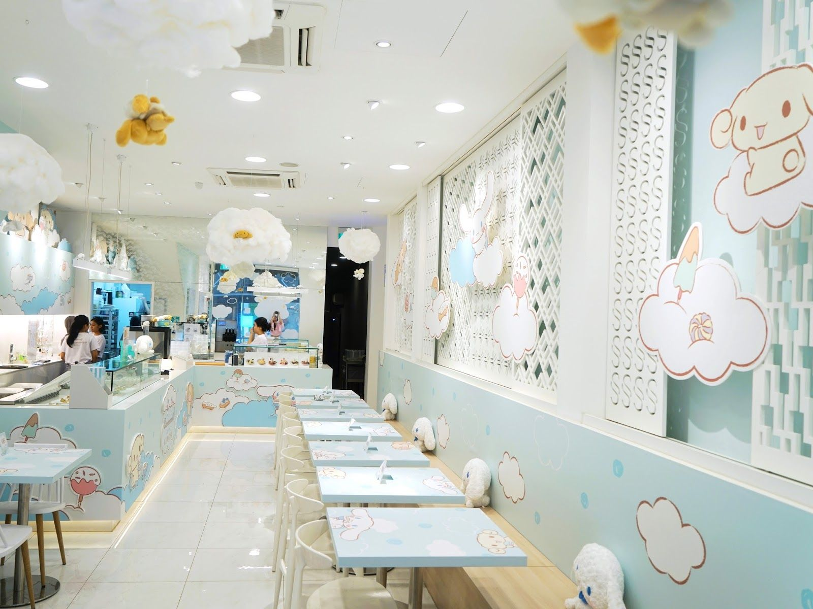 Images Of Cute Anime Restaurant Background
