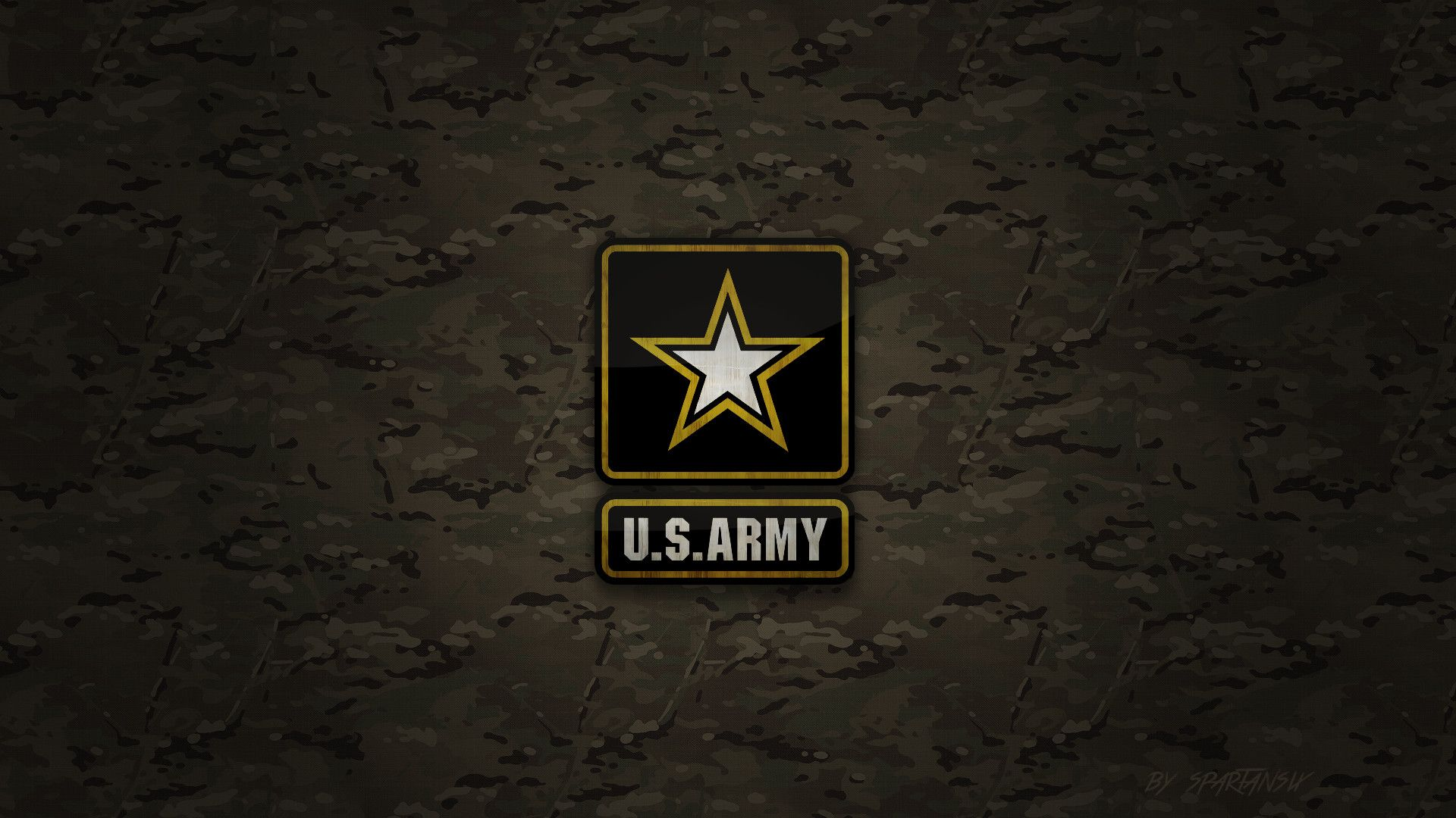 1920x1080 Go Army hình nền