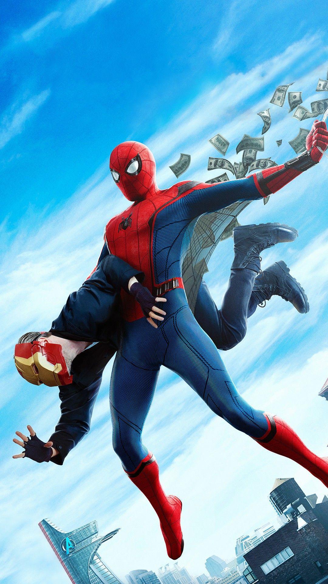 spiderman cartoon 2017 download