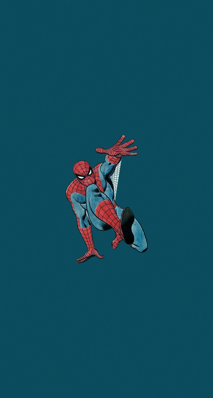 Spider man iphone wallpapers top free spider man iphone - Moving spider desktop ...