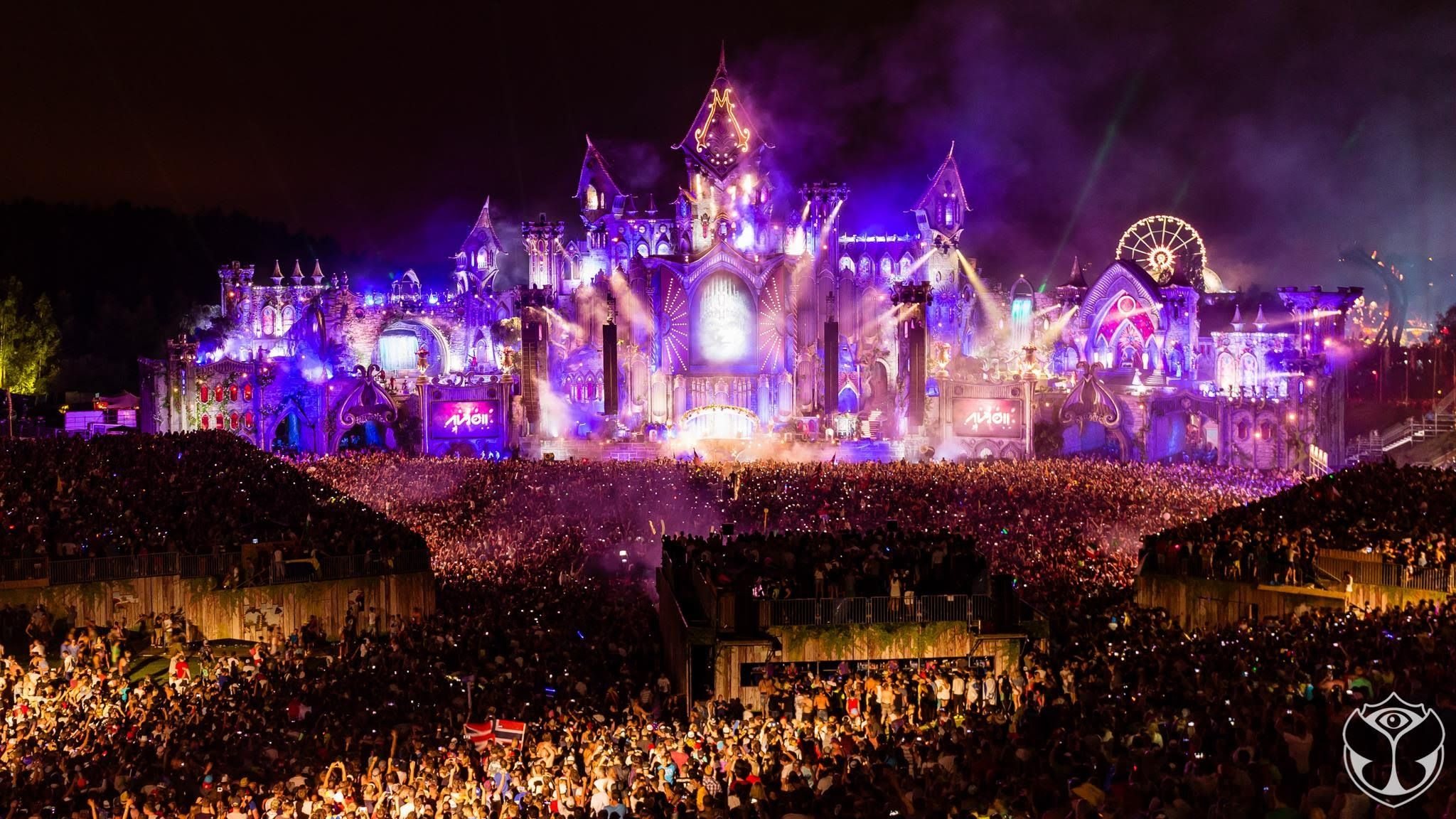 43 Best Free Tomorrowland 2015 4k Wallpapers Wallpaperaccess