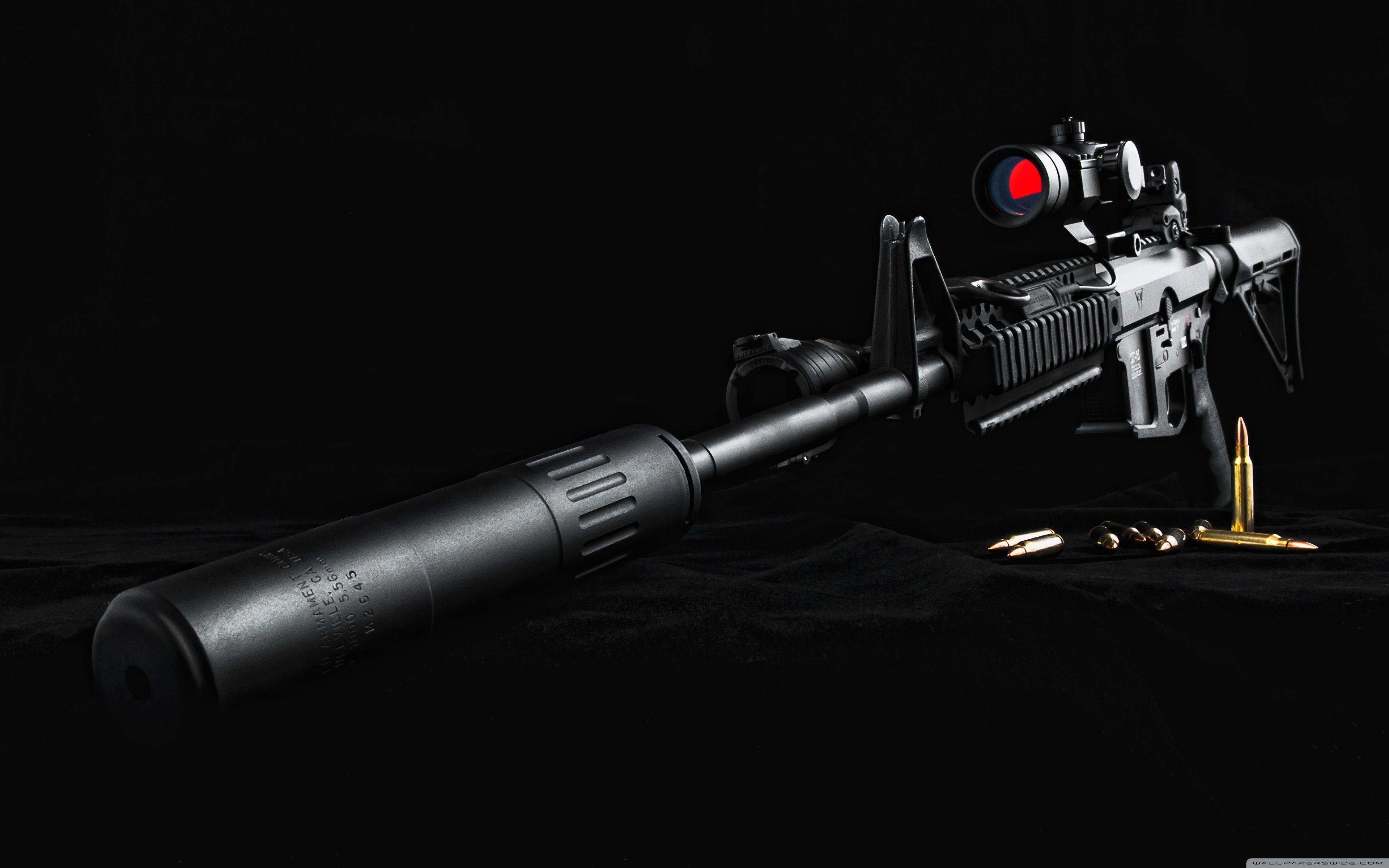 Sniper 4k Ultra Hd Dark Wallpapers Top Free Sniper 4k