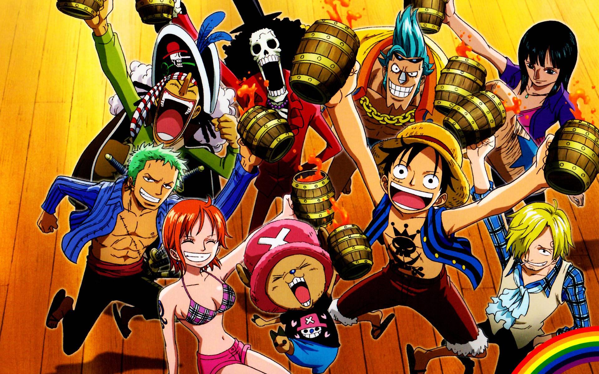 One Piece Anime Desktop Wallpapers Top Free One Piece Anime Desktop Backgrounds Wallpaperaccess