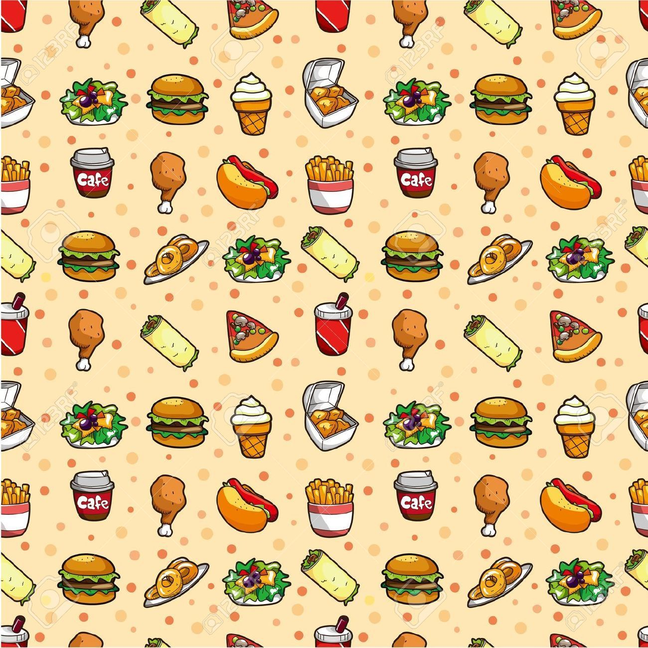 Fast Food Wallpapers Top Free Fast Food Backgrounds