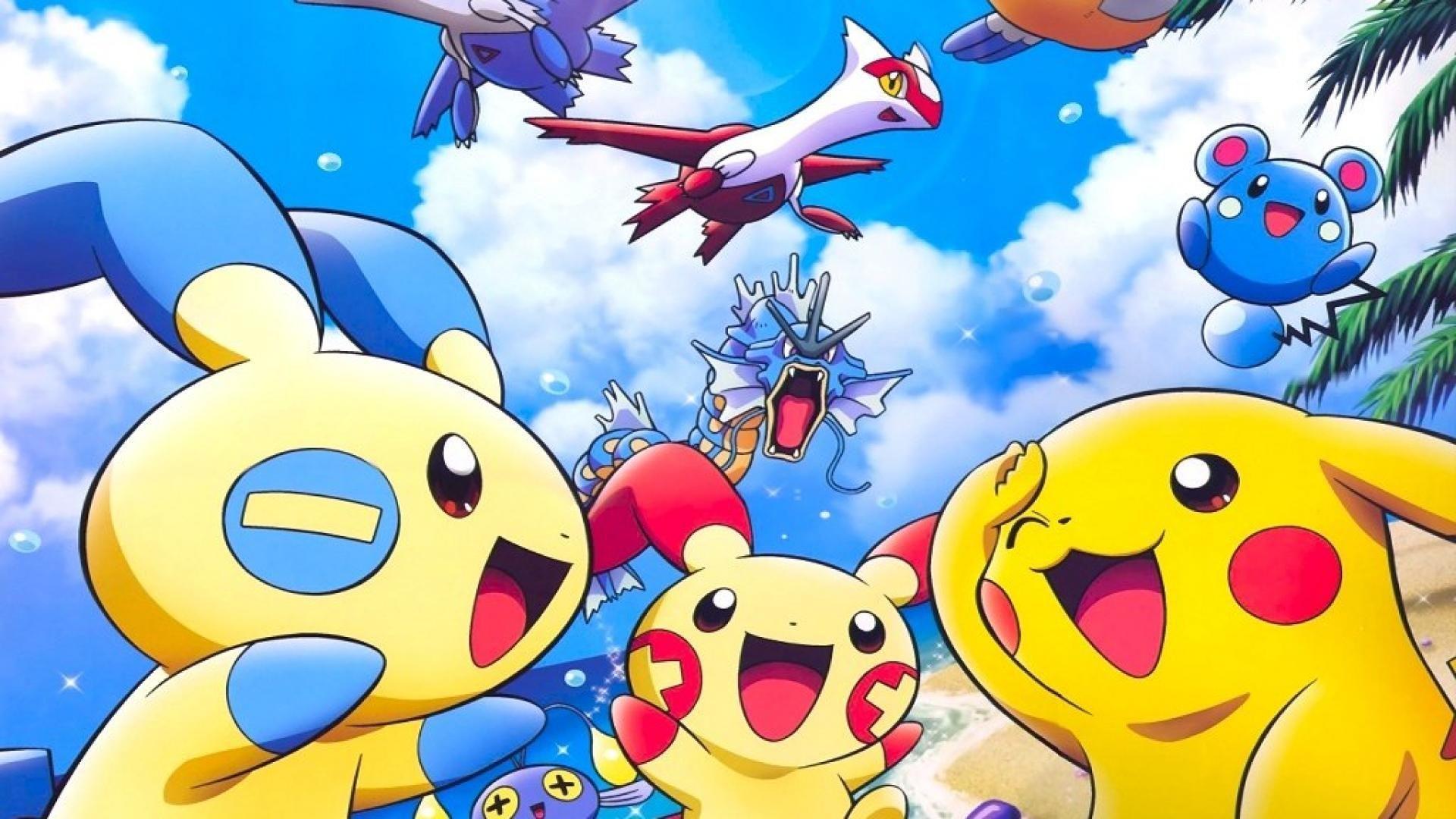 Cute Legendary Pokemon Wallpapers - Top
