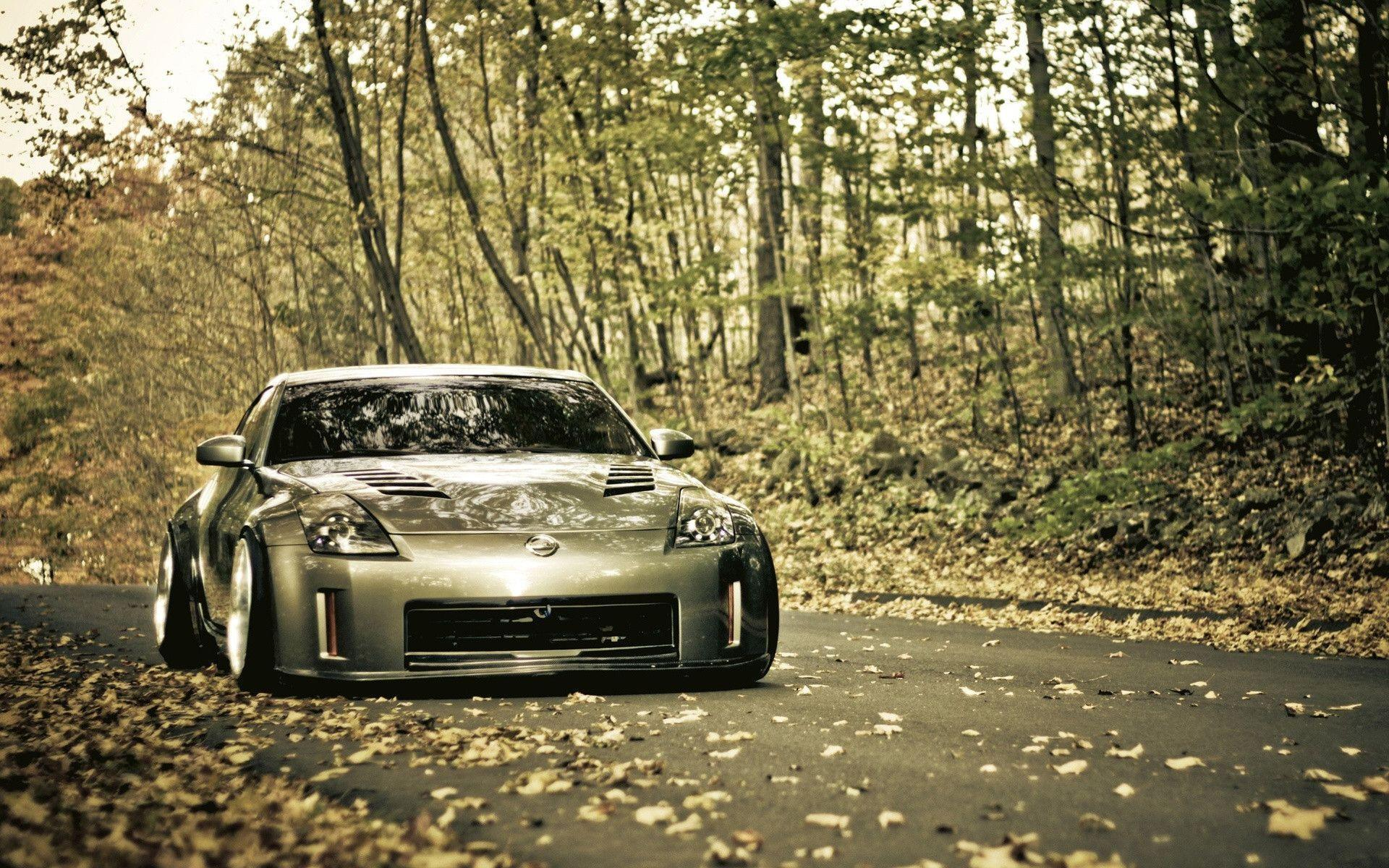 Nissan 350z Wallpapers Top Free Nissan 350z Backgrounds