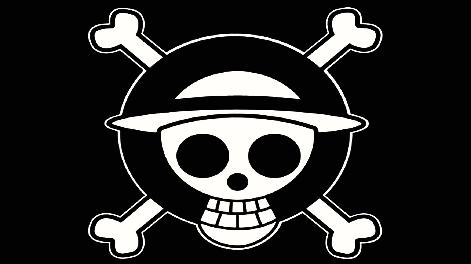 Luffy Pirate Flag Wallpaper About Flag Collections