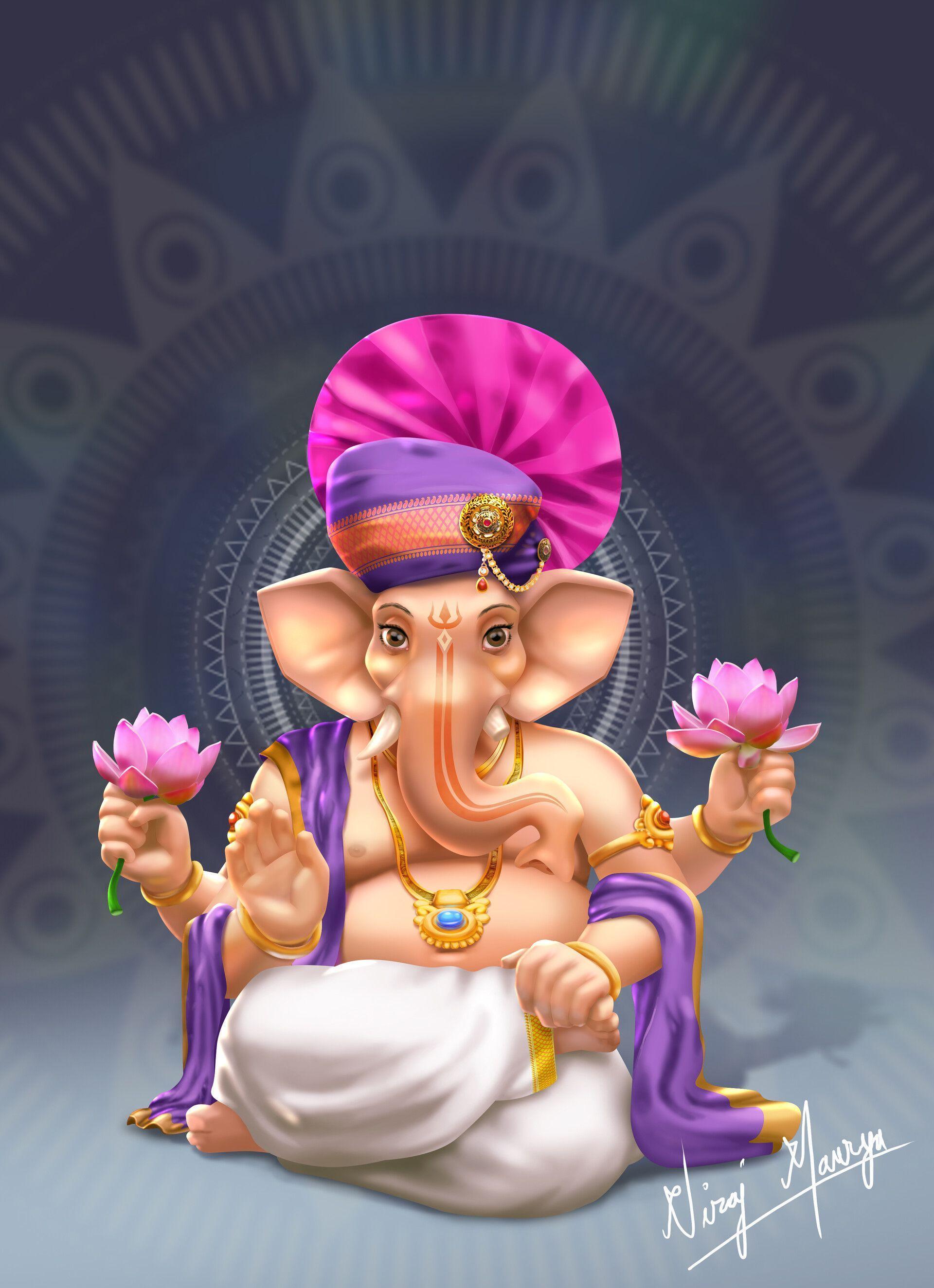 Ganesh 3D Wallpapers - Top Free Ganesh ...
