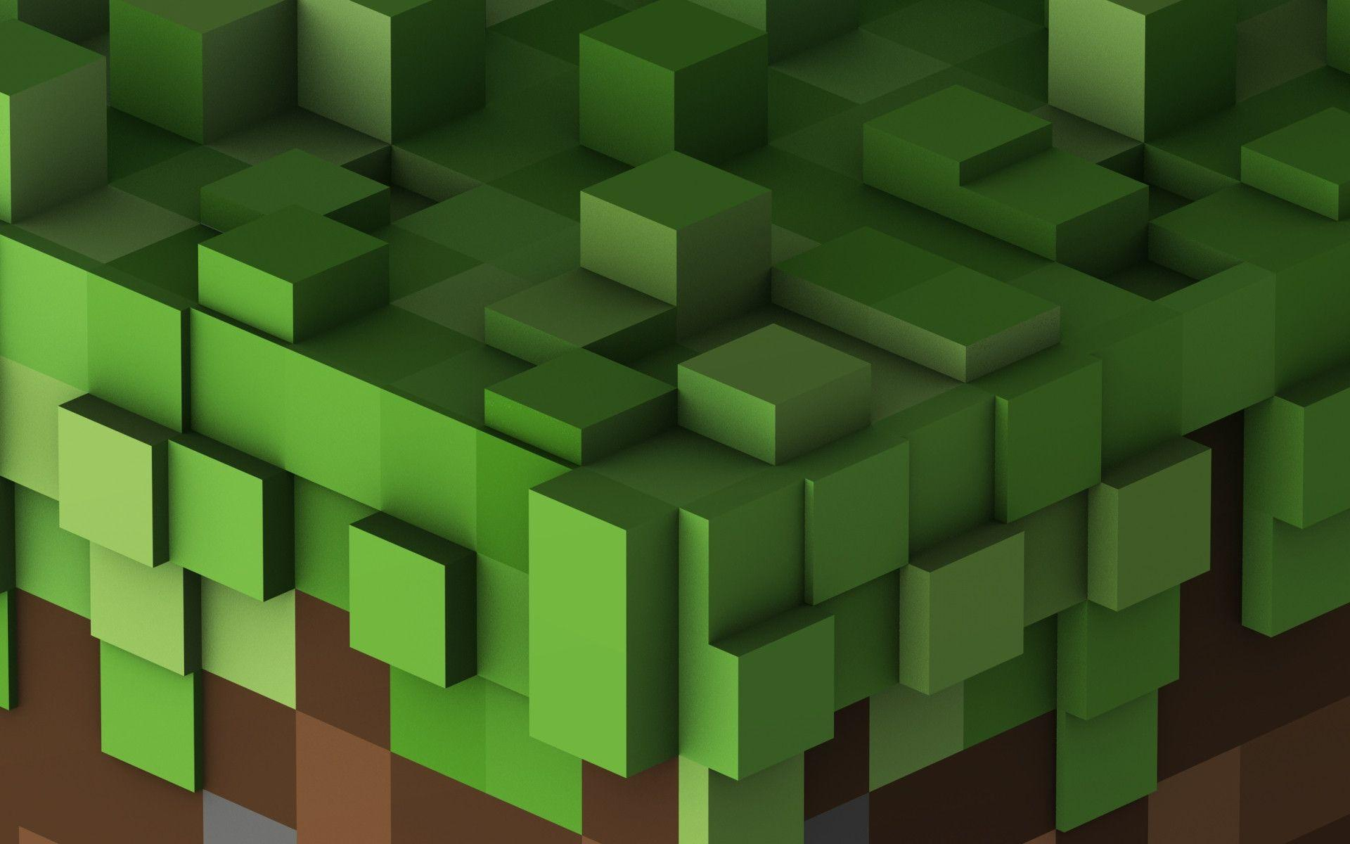 1920x1200 Minecraft Backgrounds HD