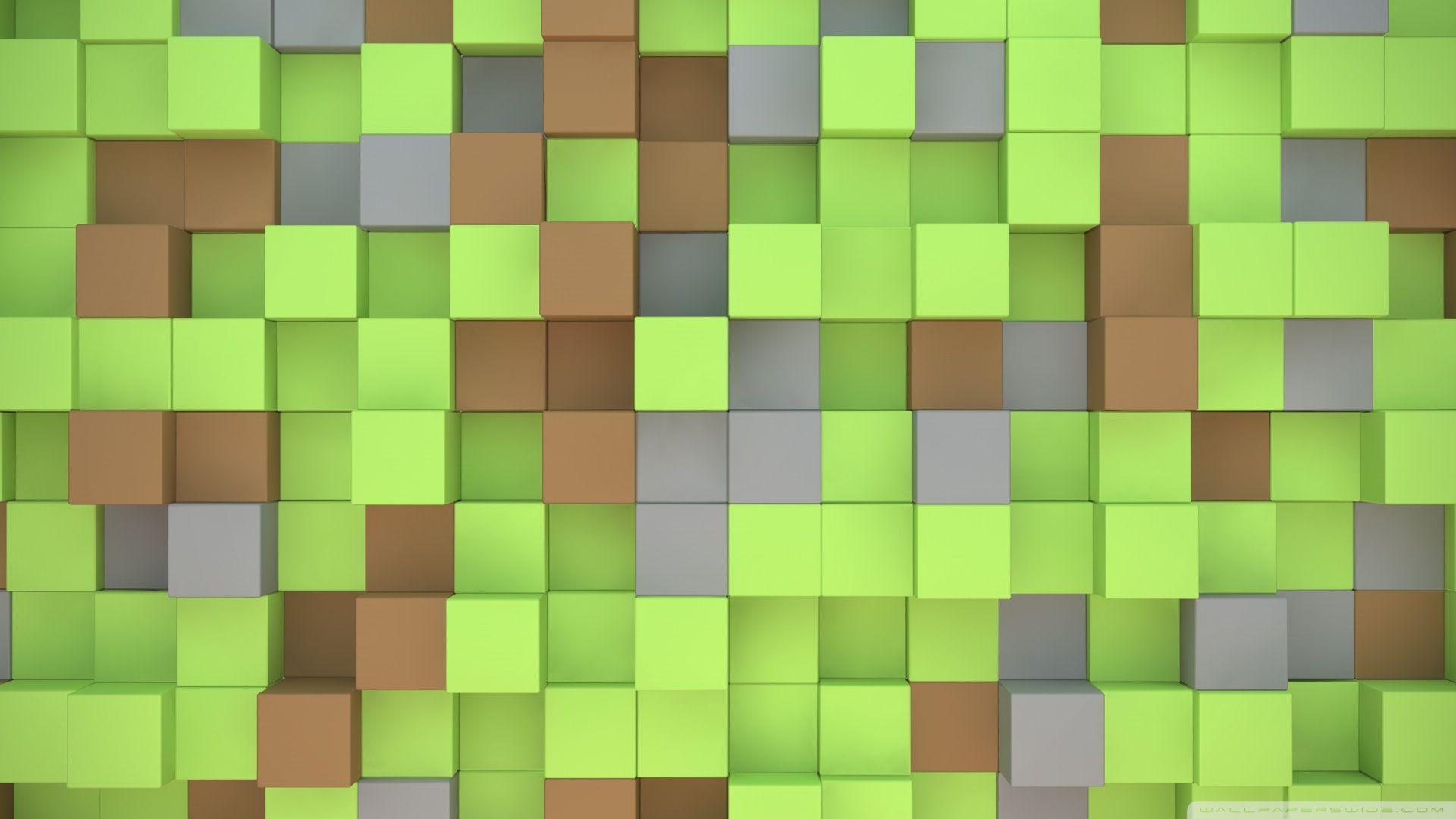 1920x1080 Minecraft Cubes ❤ 4K HD Desktop Wallpaper for 4K Ultra HD TV ...