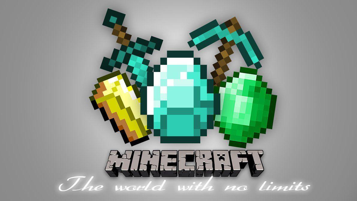 1191x670 Minecraft no limits wallpaper by Coperaxe on DeviantArt