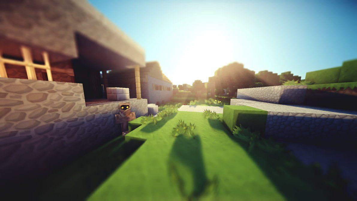 1191x670 Minecraft Wallpaper 2# by lpzdesign on DeviantArt