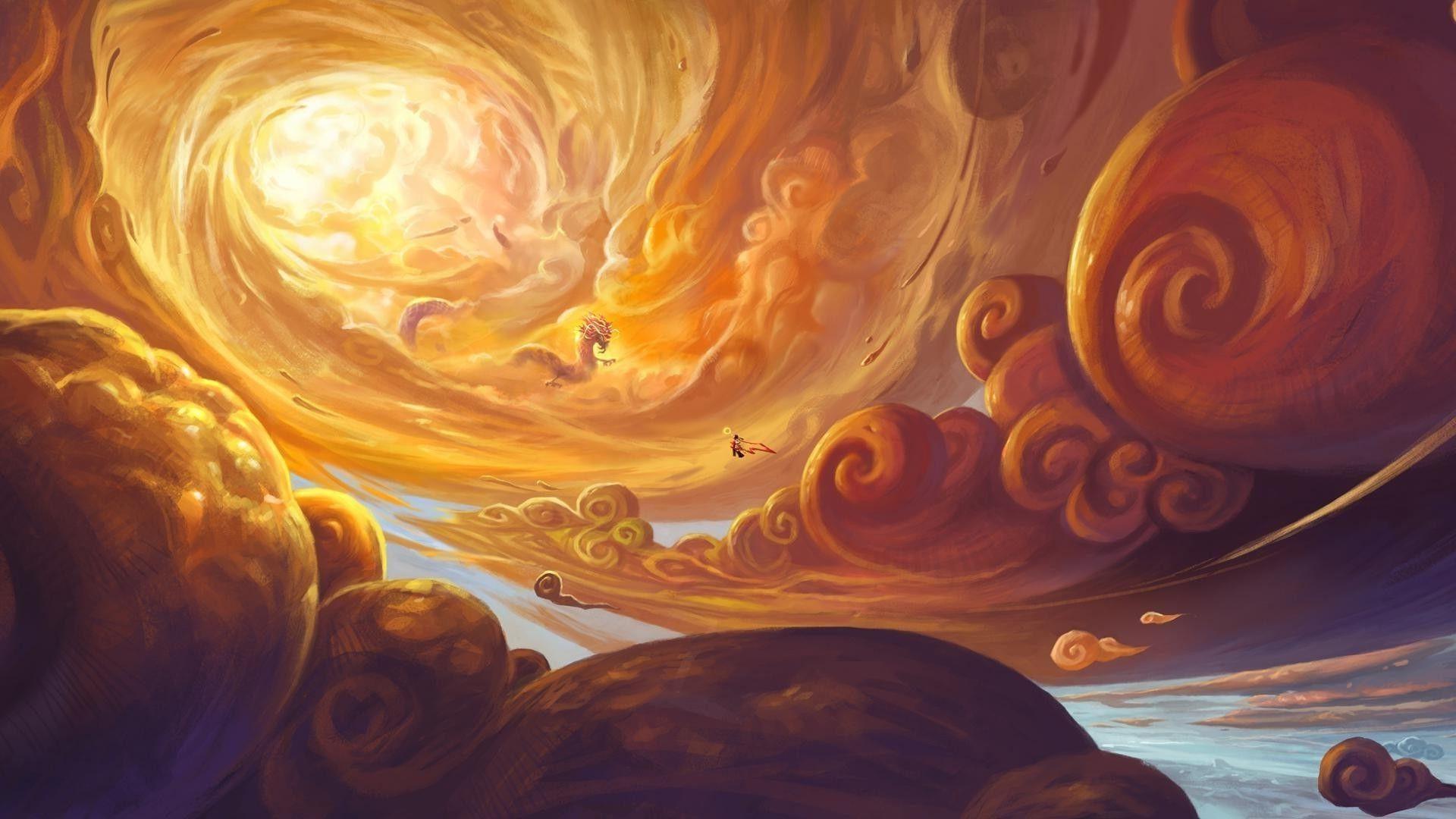 Cloud Dragon Wallpapers Top Free Cloud Dragon Backgrounds