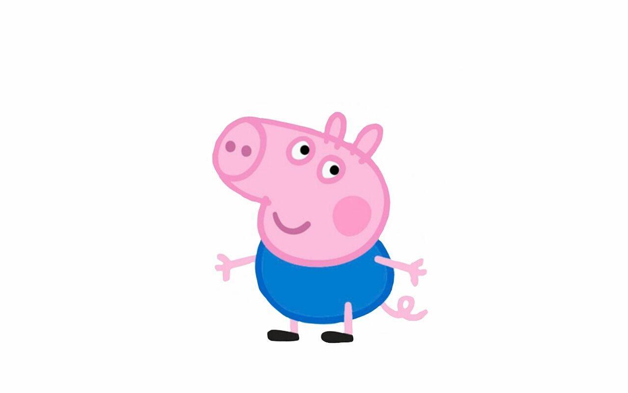 Картинка свинки джоржика