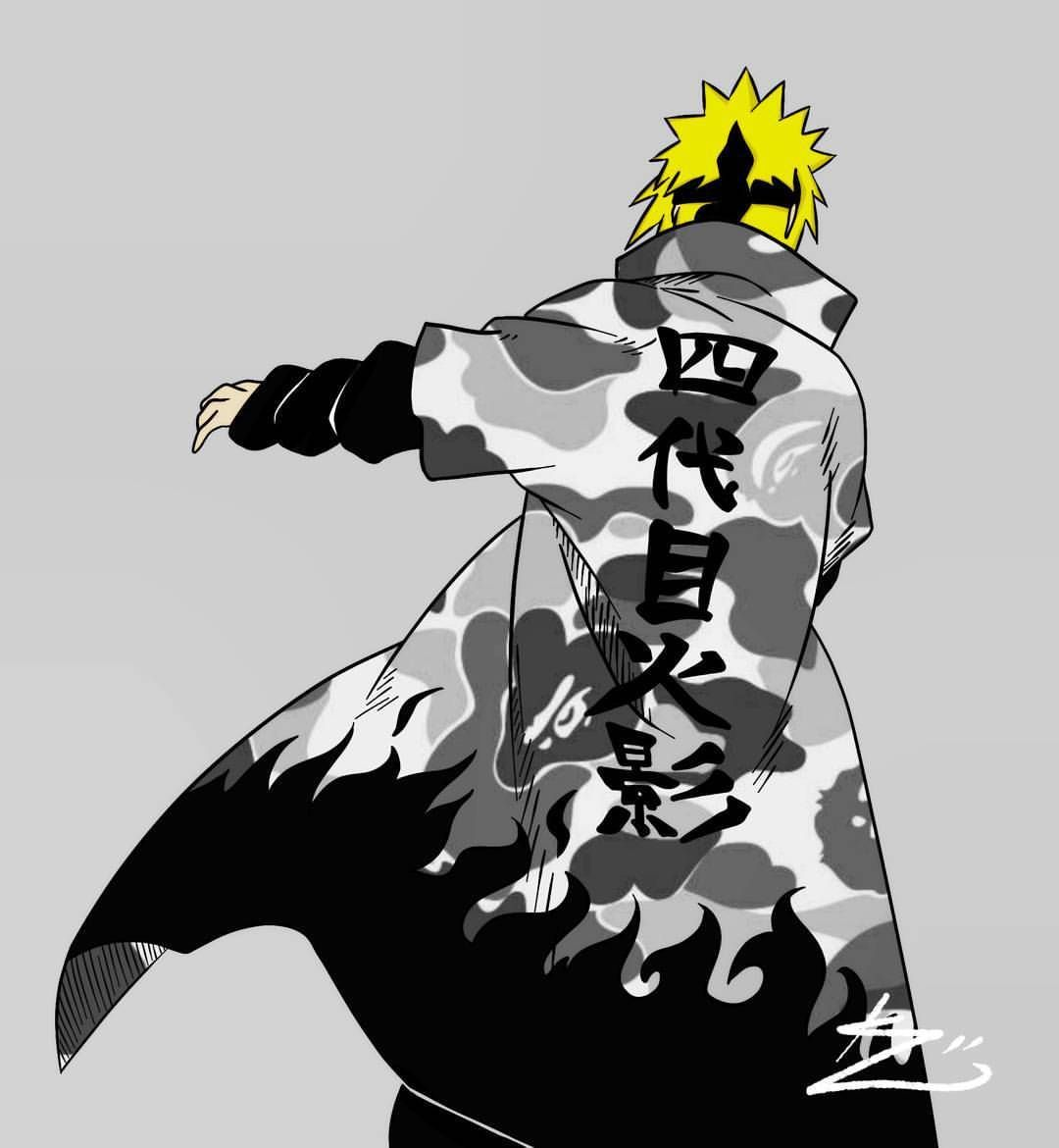 Naruto Hypebeast Wallpapers Top Free Naruto Hypebeast Backgrounds Wallpaperaccess