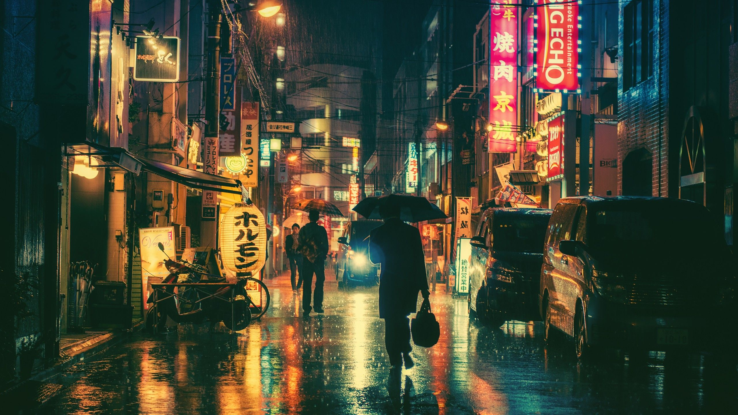 Japan Night Wallpapers Top Free Japan Night Backgrounds