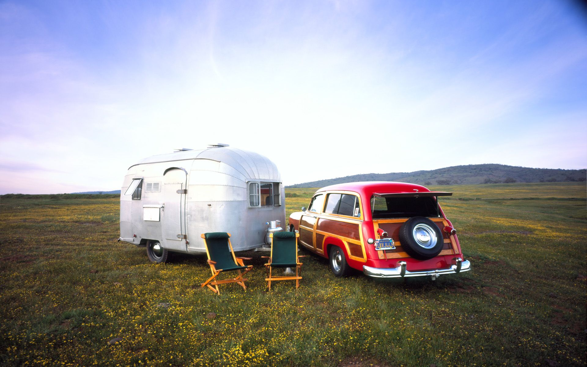 RV Camping Desktop Wallpapers