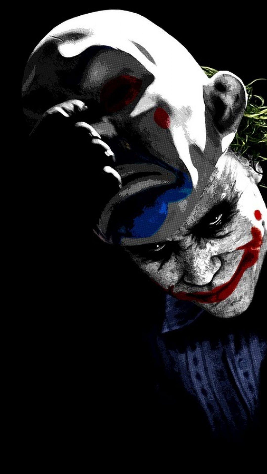 The Joker Iphone Wallpapers Top Free The Joker Iphone Backgrounds Wallpaperaccess