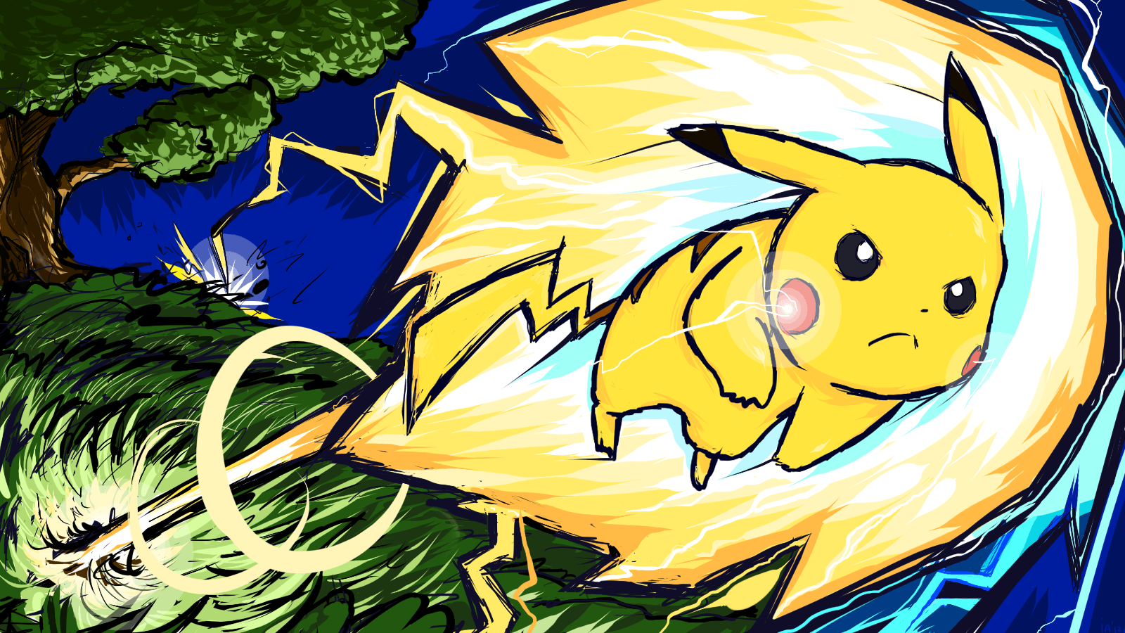 Badass Pikachu Wallpapers Top Free Badass Pikachu