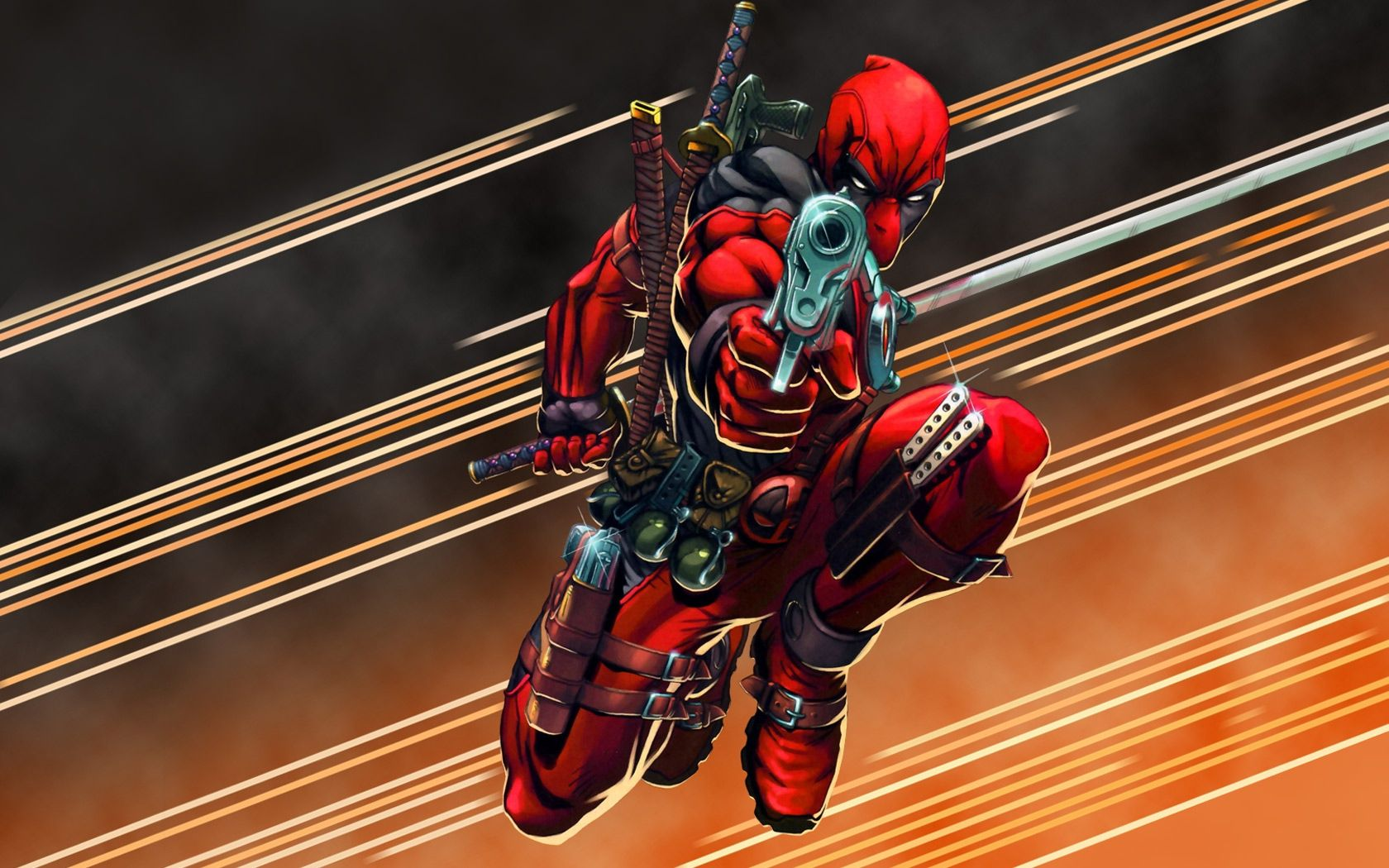 Ultimate Deadpool Wallpapers - Top Free Ultimate Deadpool