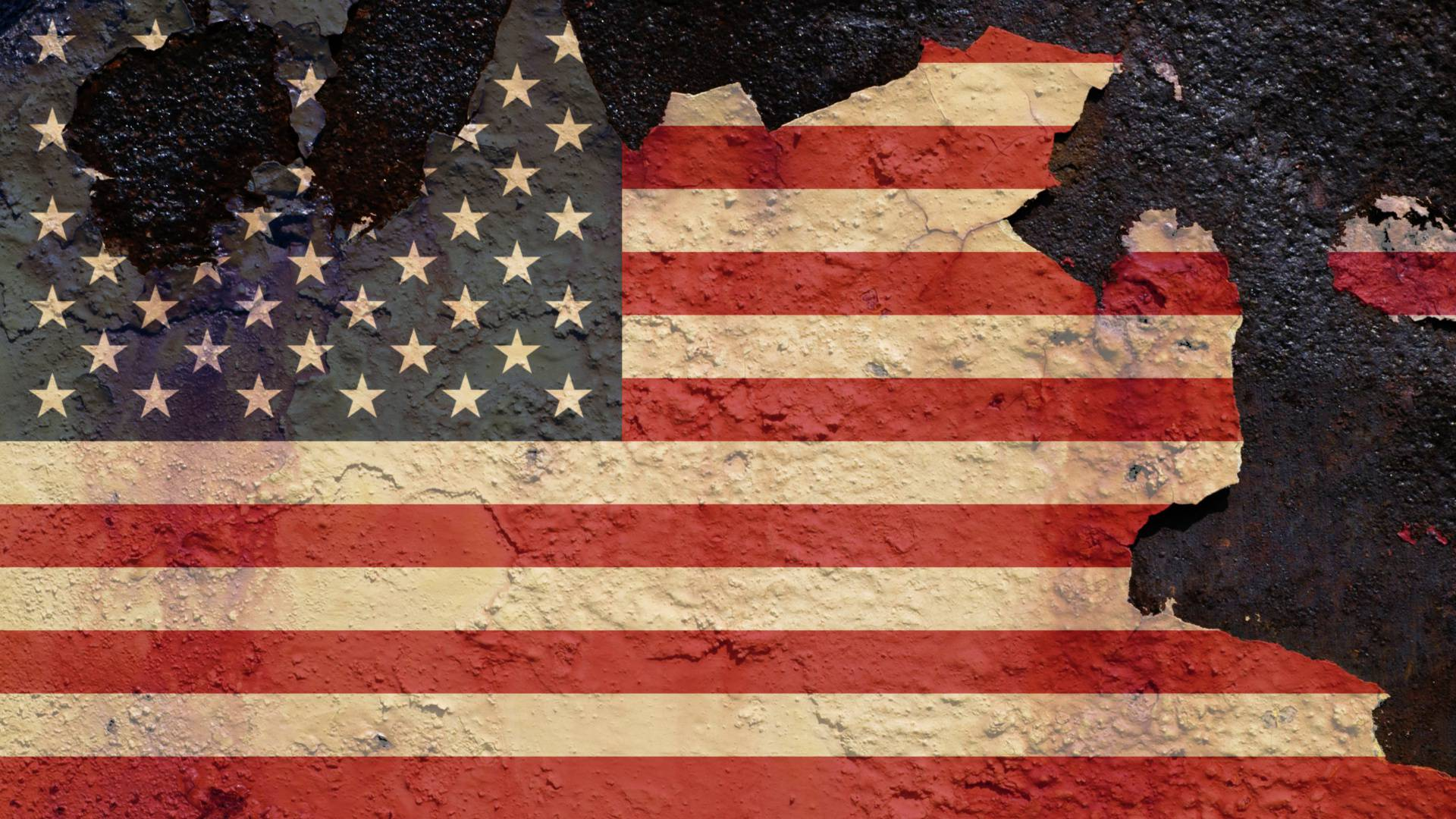 Faded American Flag Wallpapers Top Free Faded American