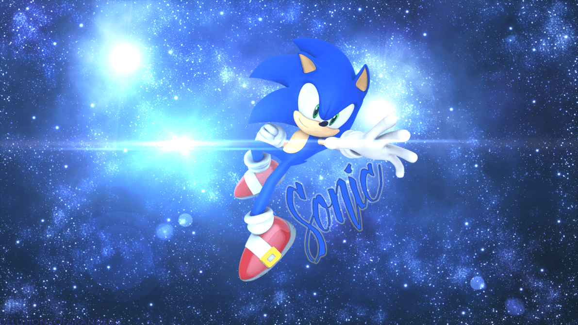 Sonic Wallpapers Top Free Sonic Backgrounds Wallpaperaccess